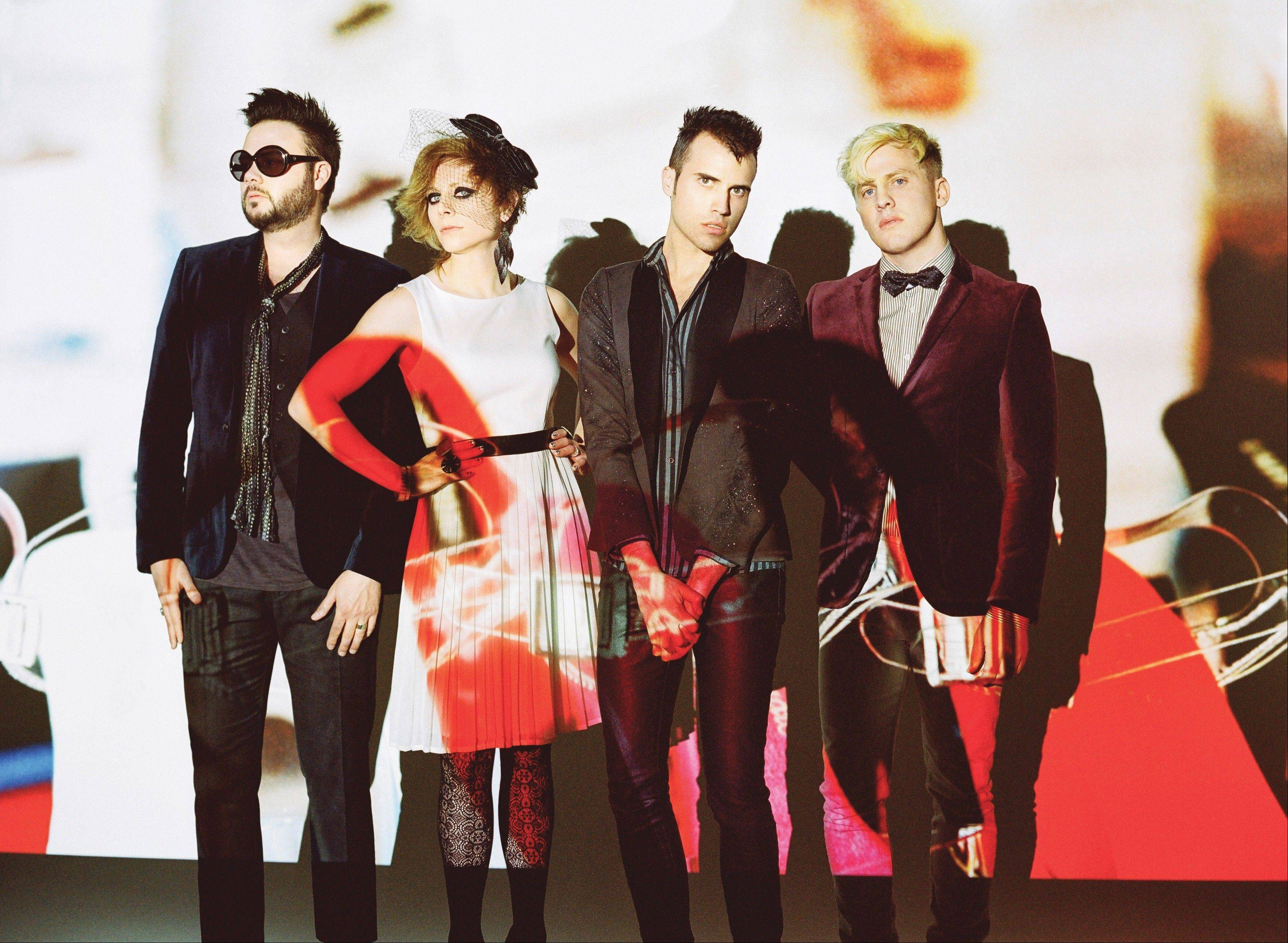 Neon Trees will perform Sunday, July 14, at the Petrillo Concert Shell on the last day of the Taste.