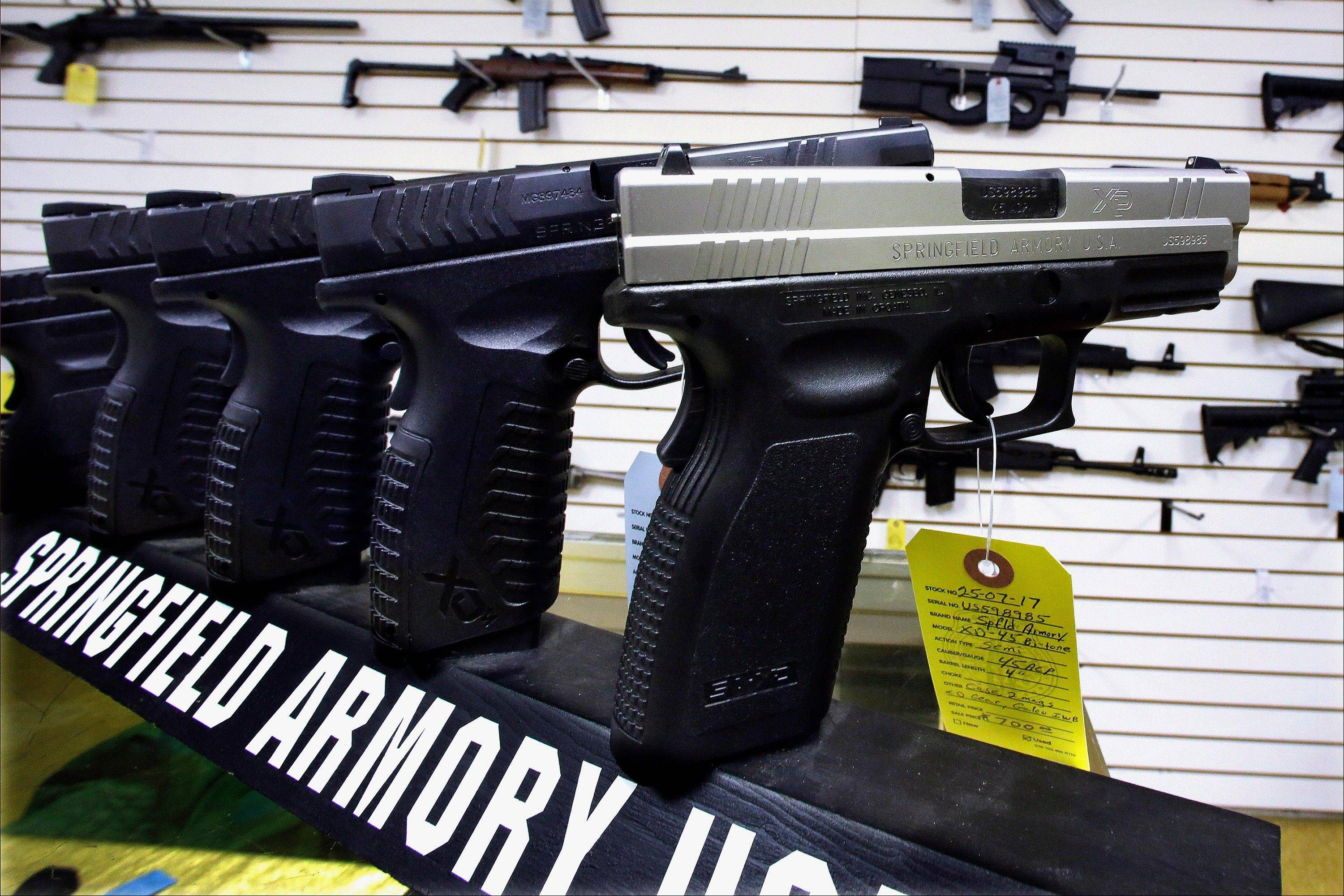 Illinois has until Tuesday to legalize concealed carry after a federal appeals court ruled the state�s ban unconstitutional.
