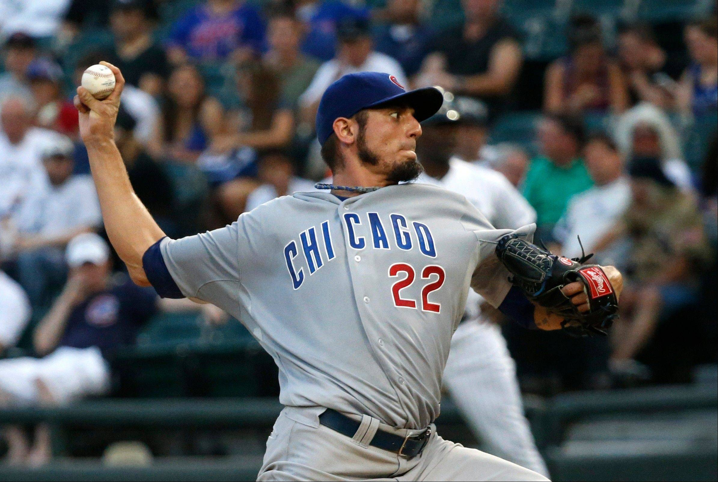 Garza still likely to be gone from Cubs soon