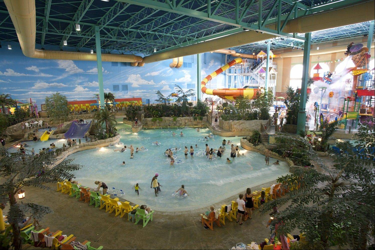 Gurnee's KeyLime Cove Waterpark Resort is under new management. Veracity Hospitality -- a firm founded by the resort's former general manager -- was awarded a management contract by an advisory board representing the resort's owners.
