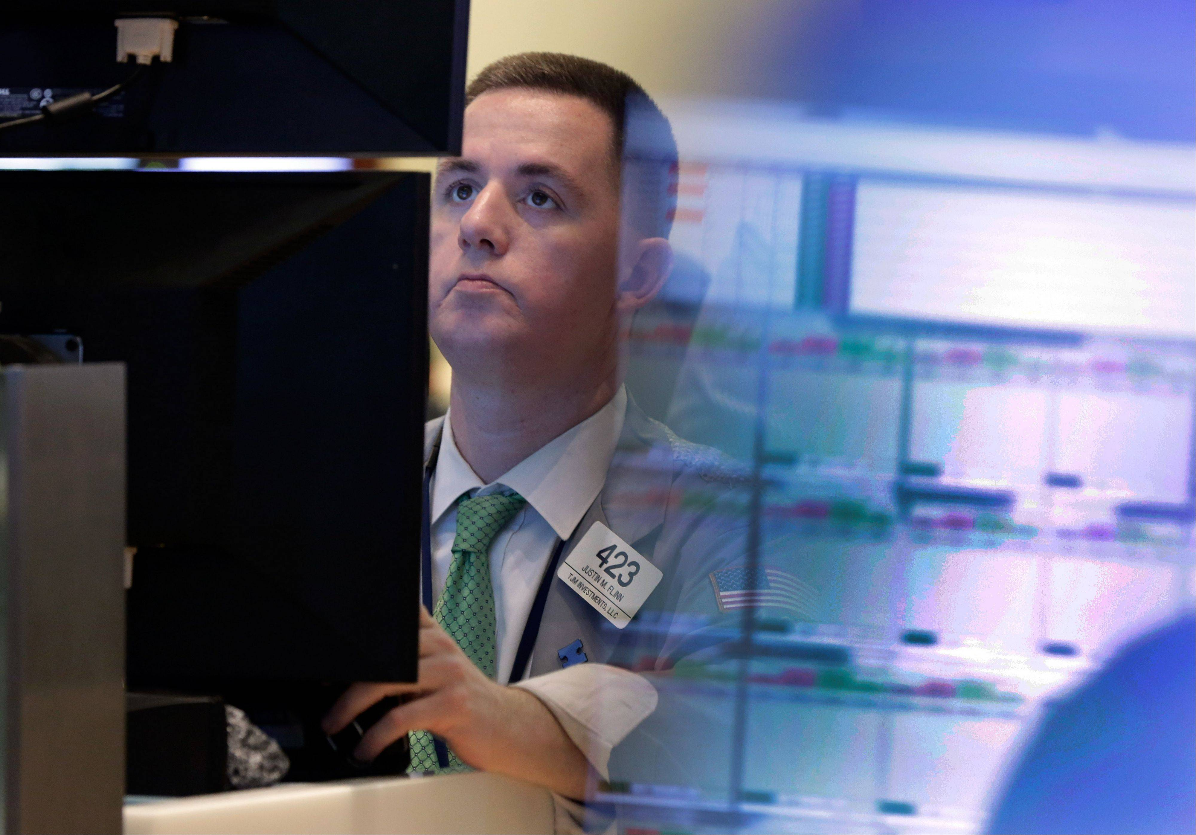 U.S. stocks rose, giving the Standard & Poor's 500 Index a third straight day of gains, as the start of corporate earnings season fueled increased optimism about growth in the world's largest economy.