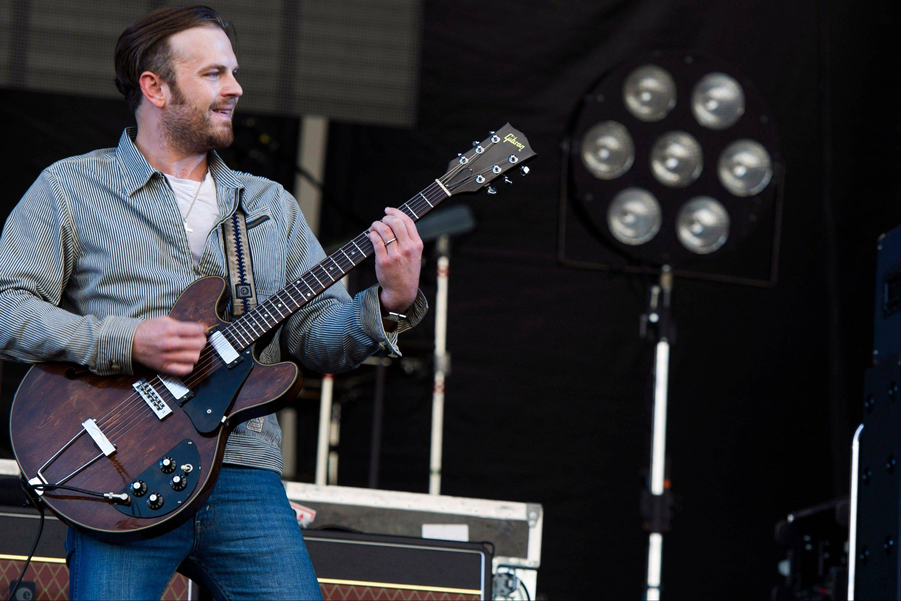 Caleb Followill and Kings of Leon are reaching out to help Oklahoma after a series of tornadoes killed dozens of people last spring with a benefit concert in Oklahoma City featuring The Flaming Lips, Jackson Browne and Built to Spill.