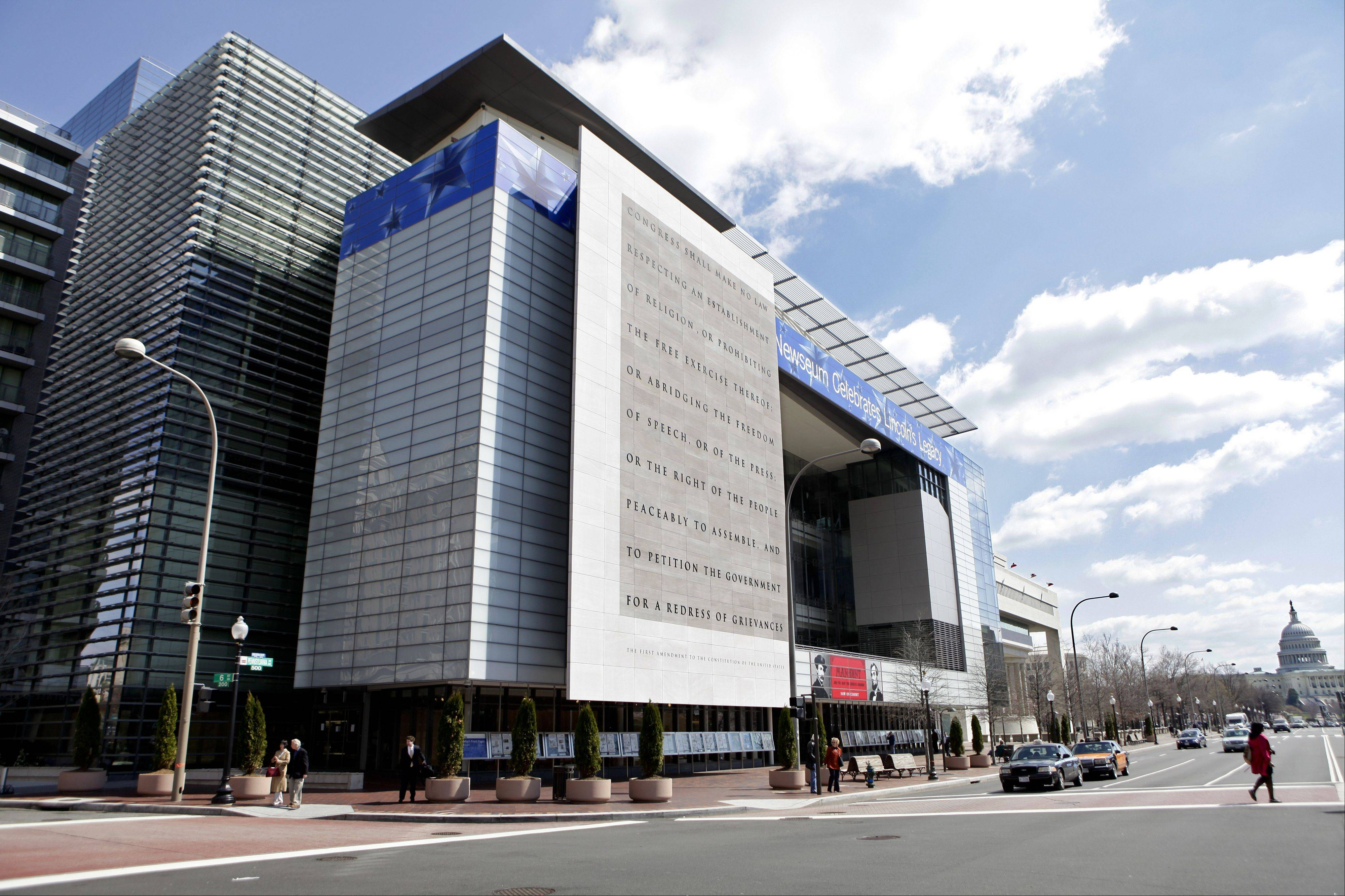 In five years since moving to its new home overlooking the U.S. Capitol, the Newseum has become a major attraction with 4 million people. Yet public financial documents show revenue fell short of expenses by millions of dollars in 2009, 2010 and 2011.