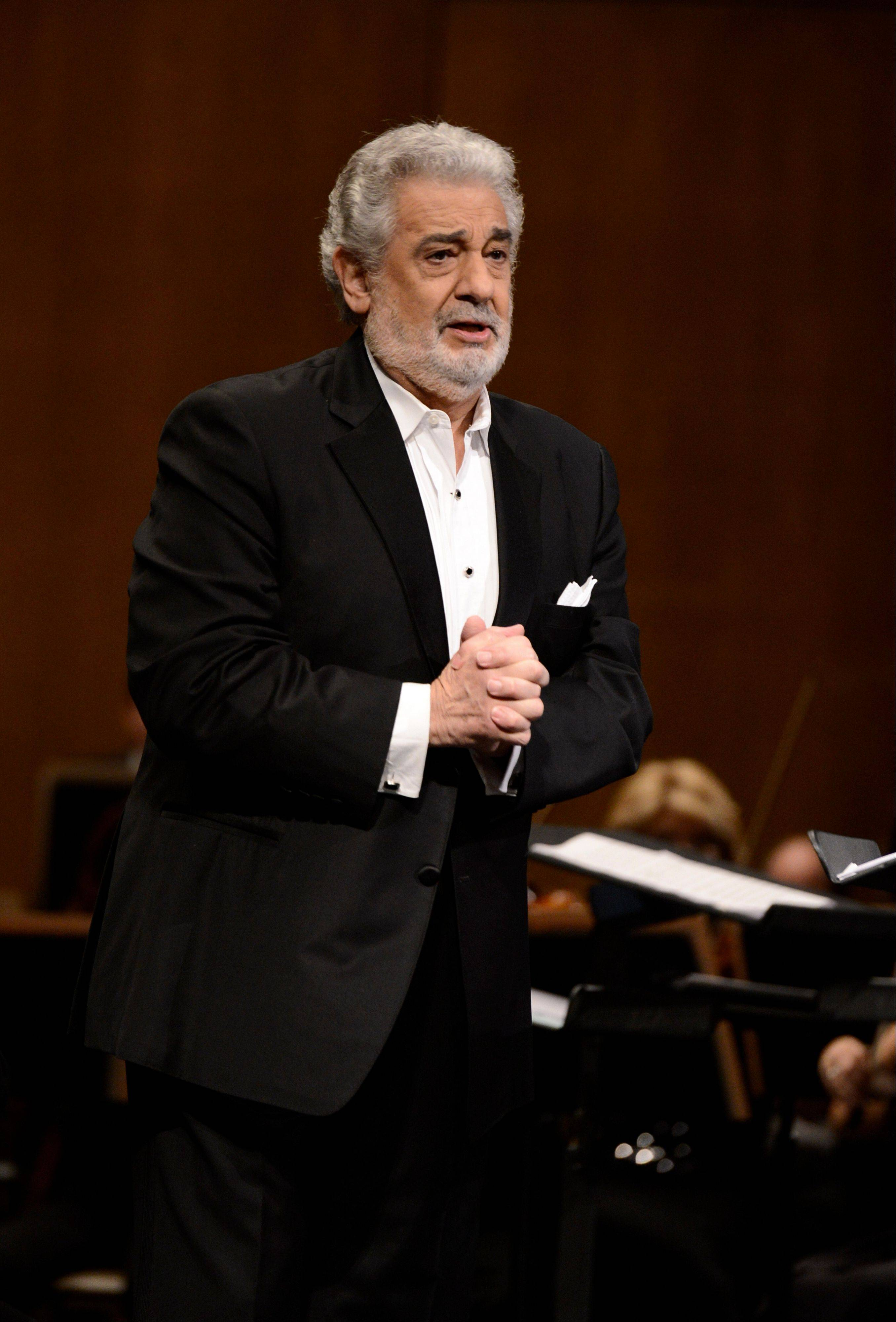 Tenor Pl�cido Domingo is in the hospital after suffering a blockage in an artery of the lungs. Domingo's publicist says the 72-year-old is expected to make a full recovery but will have to miss at least two appearances scheduled for later this month.