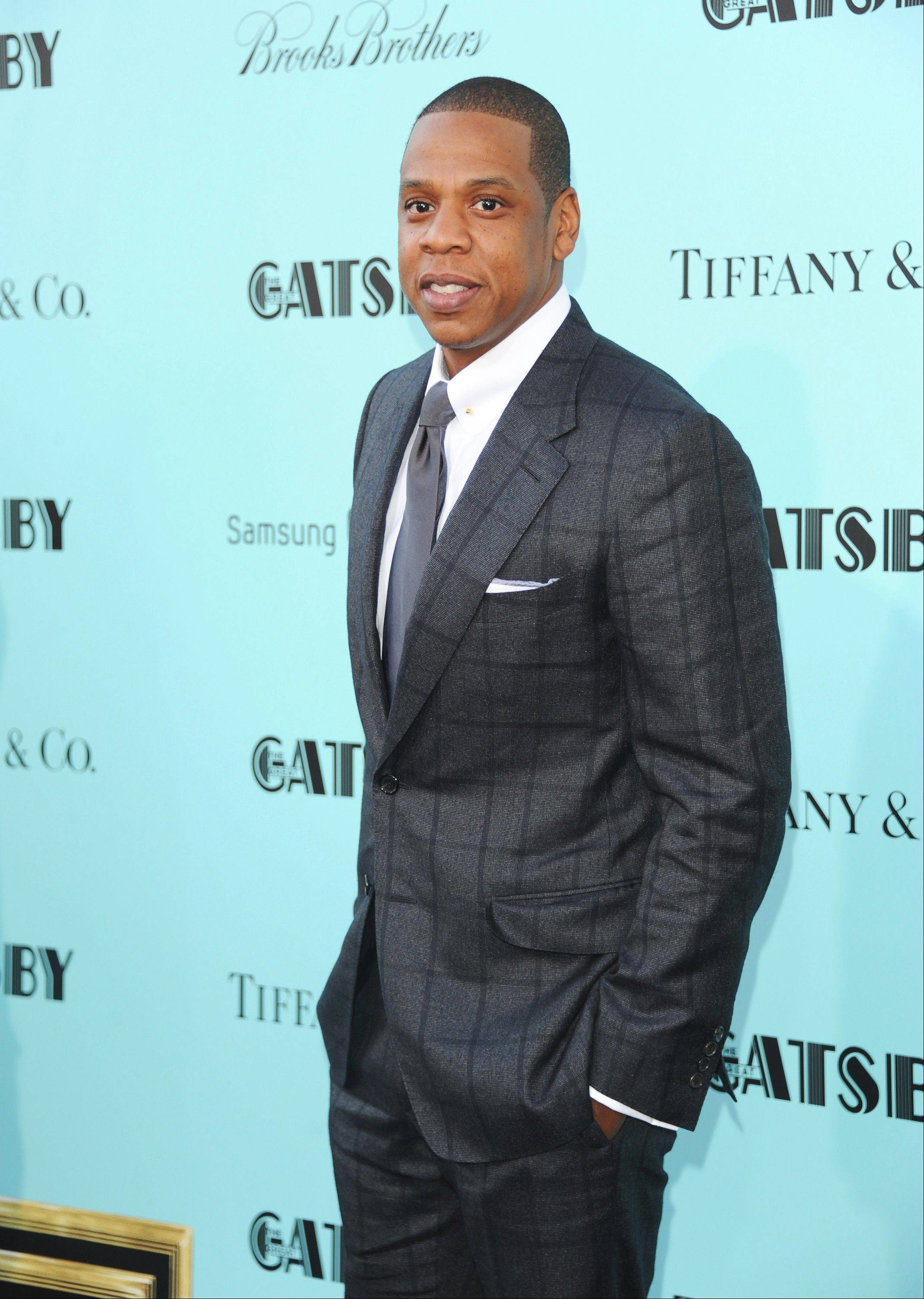 "Jay-Z recently released his 12th album, ""Magna Carta Holy Grail."""
