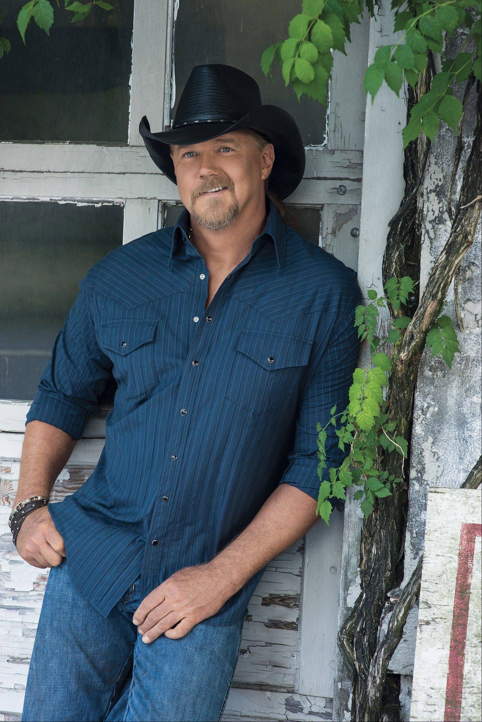 Trace Adkins will appear at the RiverEdge Park in Aurora.