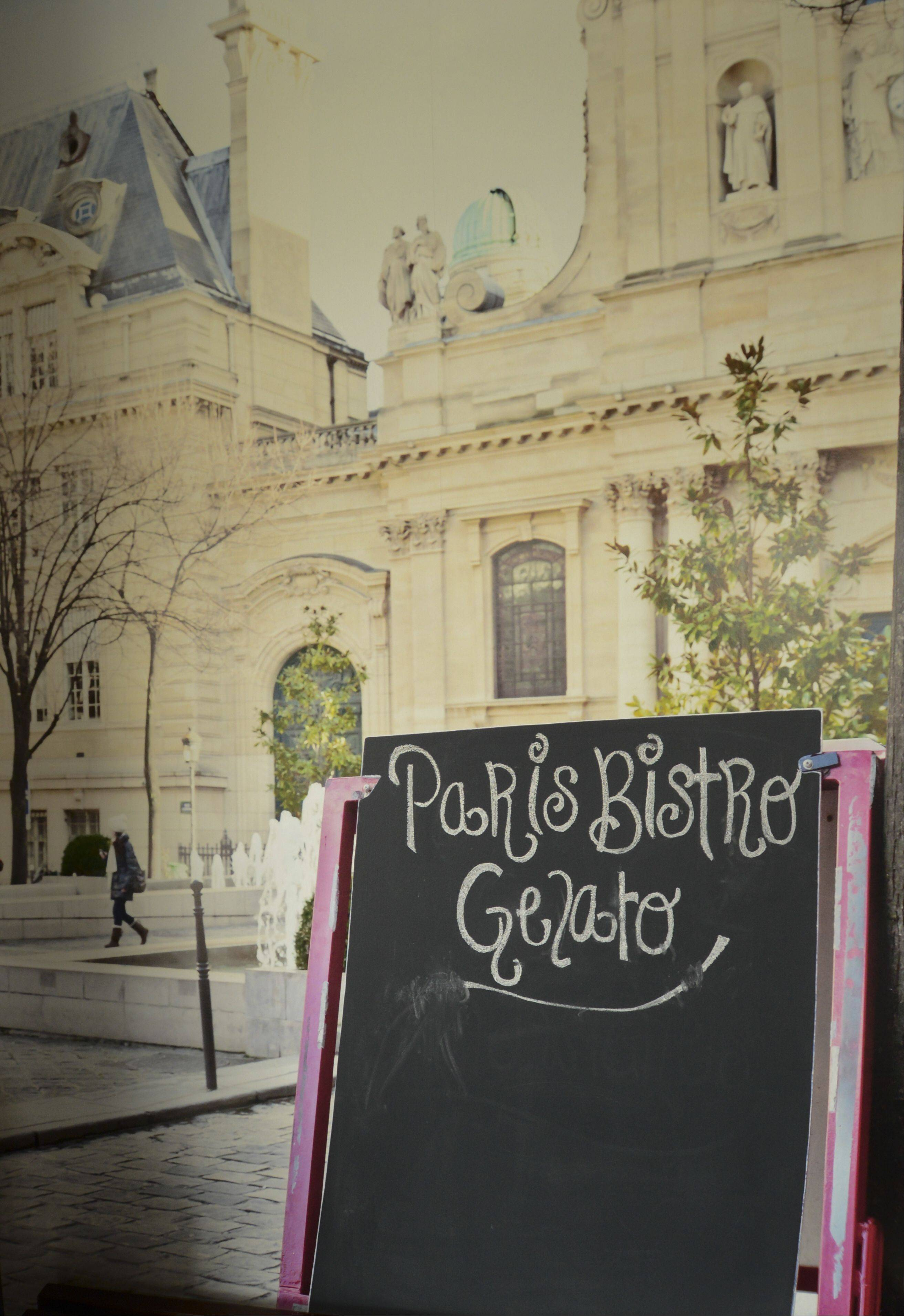 The Paris Bistro in Naperville opened in the spring.