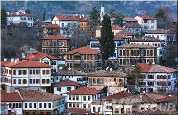 Schaumburg's new Sister City of Safranbolu, Turkey is famous for its distinctive architecture and houses. Village officials foresee a business-focused relationship with the Turkish city.