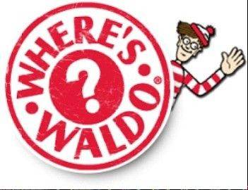 "Figures of the fictional character Waldo from illustrator Martin Handford's ""Where's Waldo"" books are hiding in more than 40 Naperville businesses as a promotion throughout July."