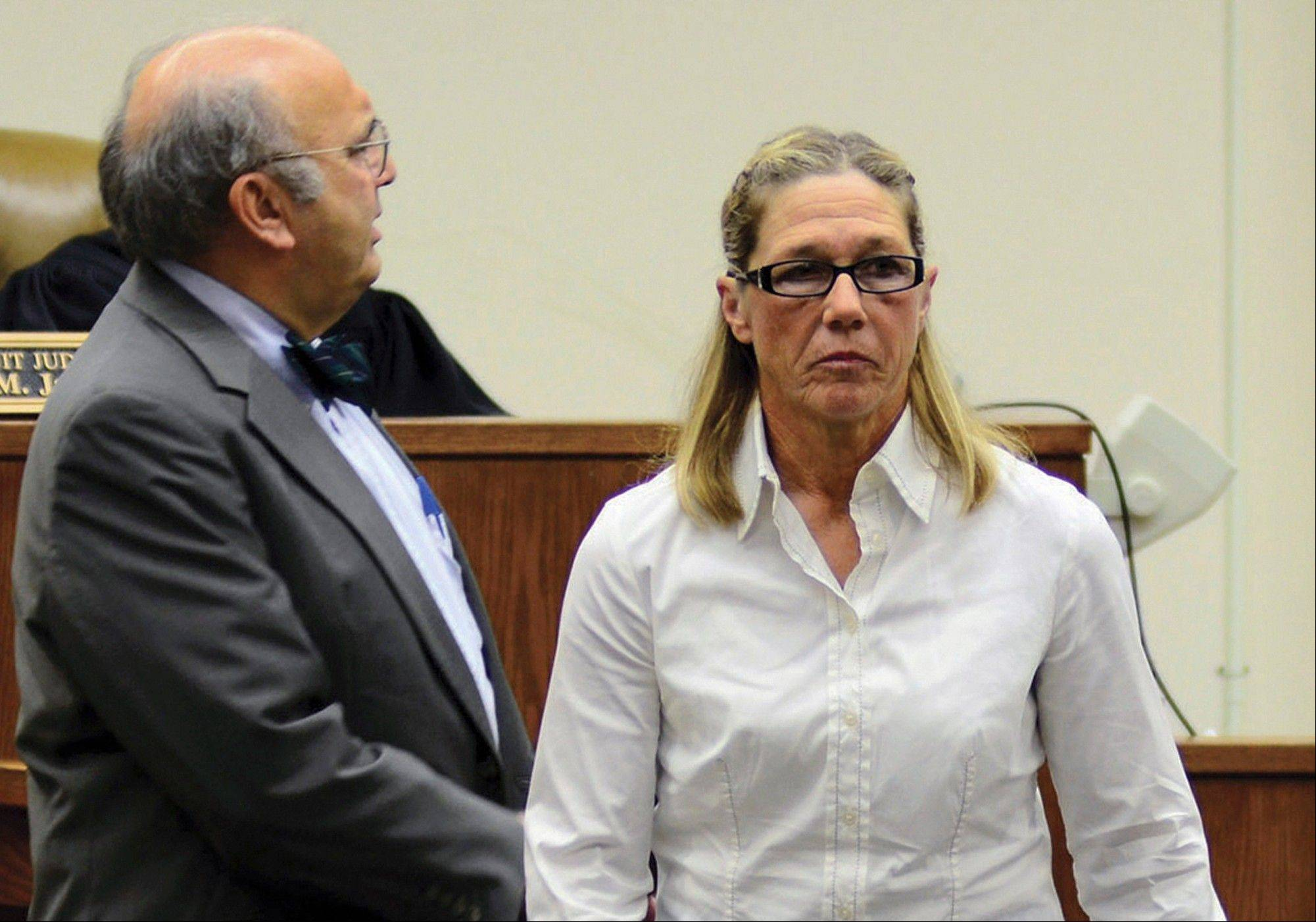Former comptroller Rita Crundwell embezzled nearly $54 million from the town of Dixon.