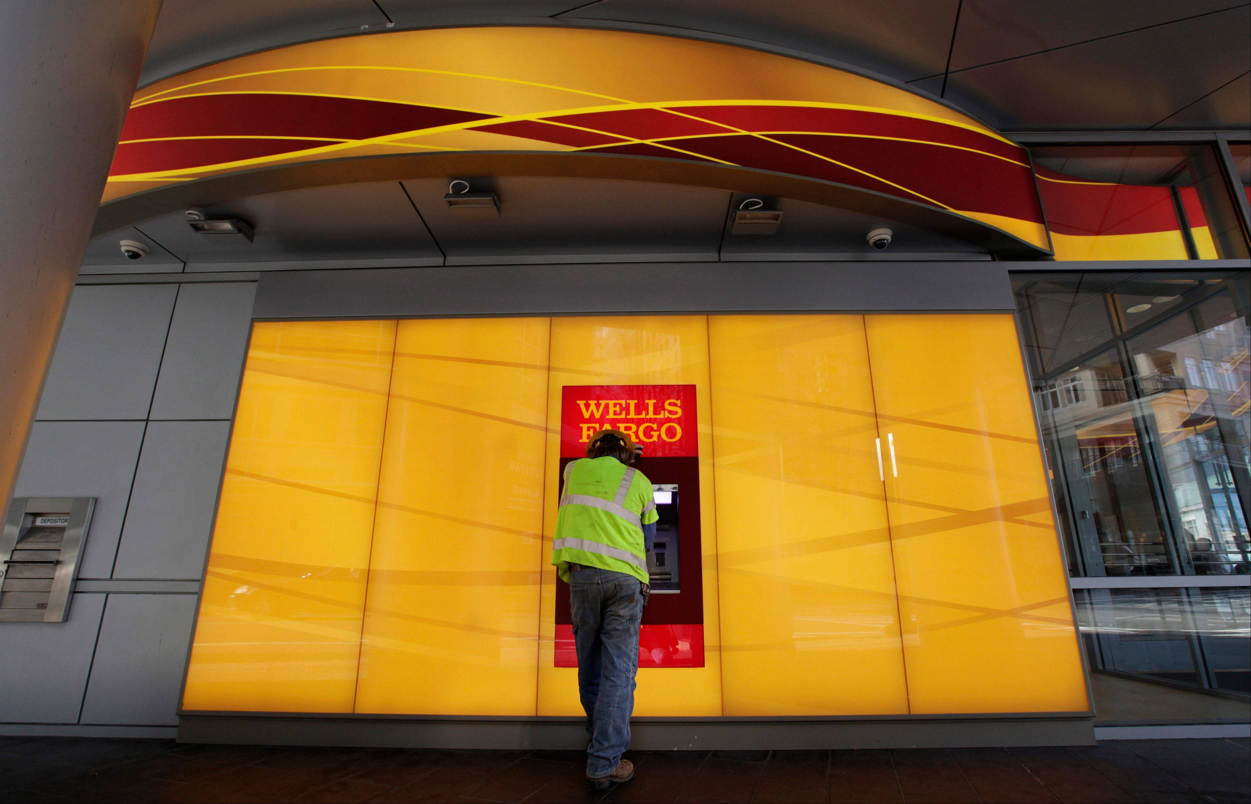 Wells Fargo, the biggest U.S. mortgage lender, said Friday its second-quarter profit surged 20 percent as it cut expenses.