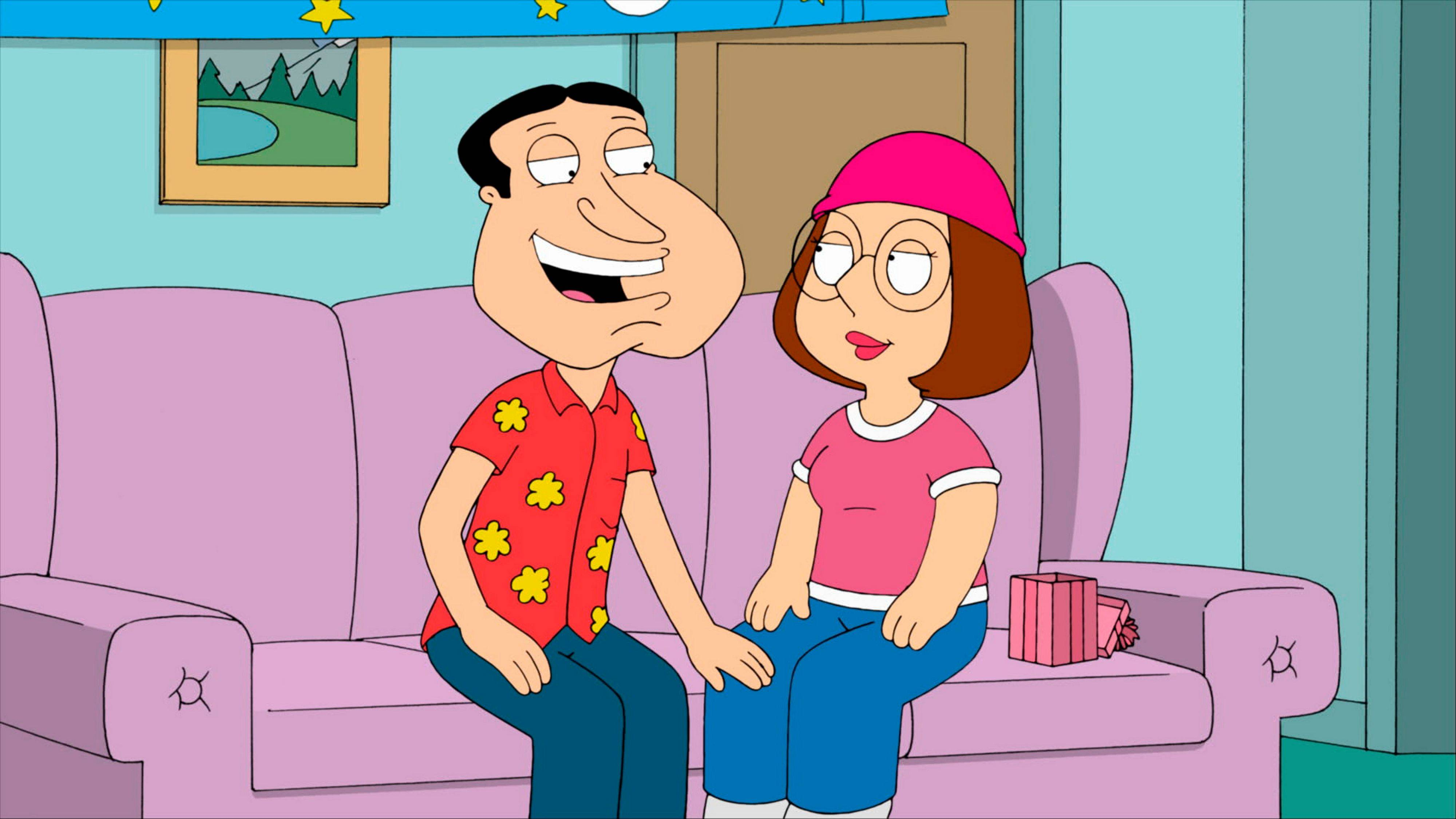 "Teenage female characters, even those in animated sitcoms like ""Family Guy,"" are sexual fodder for network TV series, especially comedies, according to a study from the Parents Television Council released Tuesday."