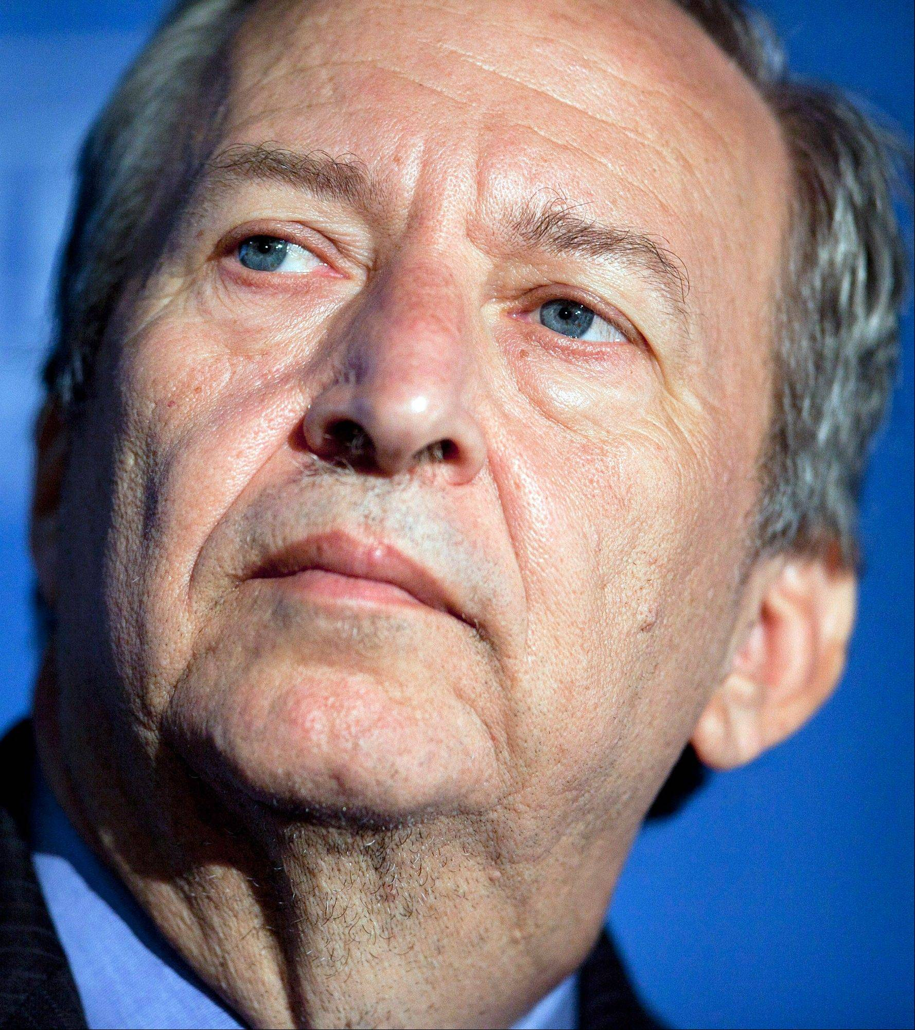 Wall Street supporters of President Obama are being told by former Treasury Secretary Lawrence �Larry� Summers that he wants to succeed Ben Bernanke as chairman of the Federal Reserve.