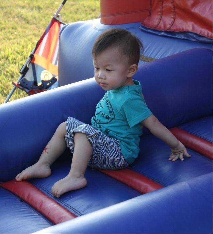 Enjoy inflatables, carnival games, music, food and more at Schaumburg Park District's annual summer picnic Thursday, July 18, at Atcher Island and Park.