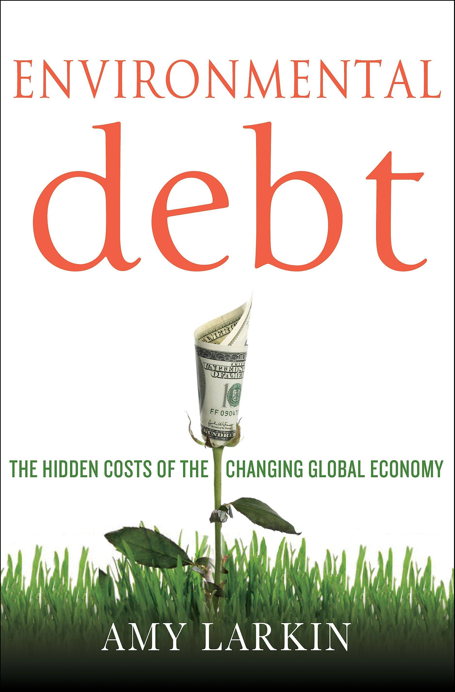 """Environmental Debt: The Hidden Costs of the Changing Global Economy"" by Amy Larkin"