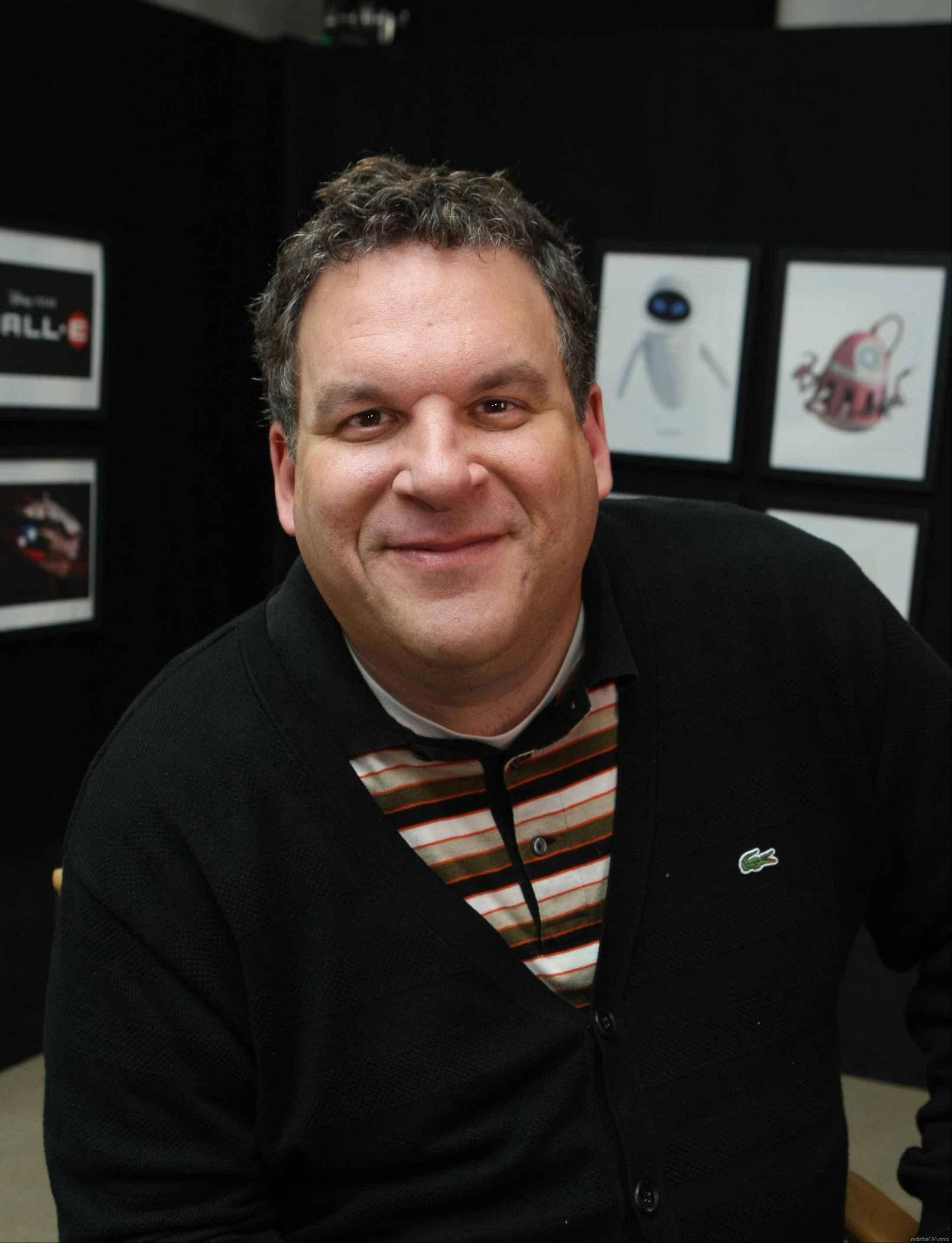 "Jeff Garlin (""Curb Your Enthusiasm"") will be on hand at two screenings of his new film ""Dealin' With Idiots"" at the Music Box Theatre in Chicago."