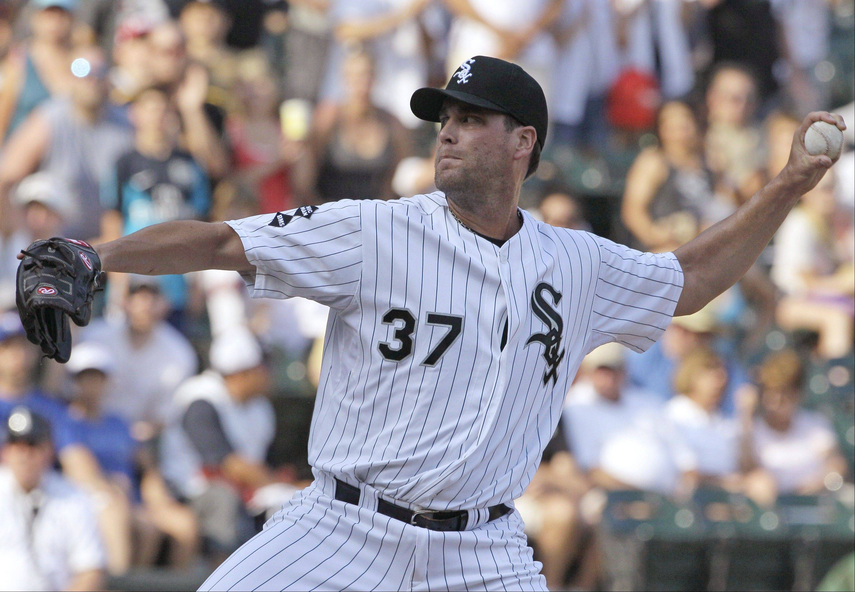 Matt Thornton was a solid relief pitcher for the White Sox, but it was time to trade him, according to Matt Spiegel.