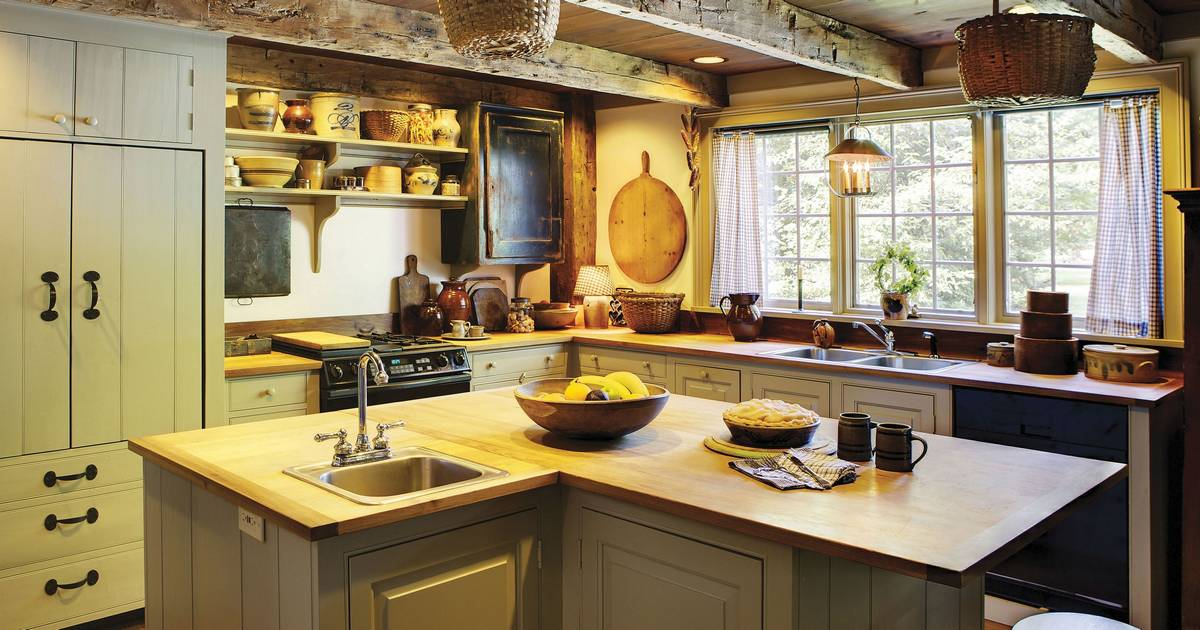 Take this quiz to learn your kitchen style for Kitchen design style quiz