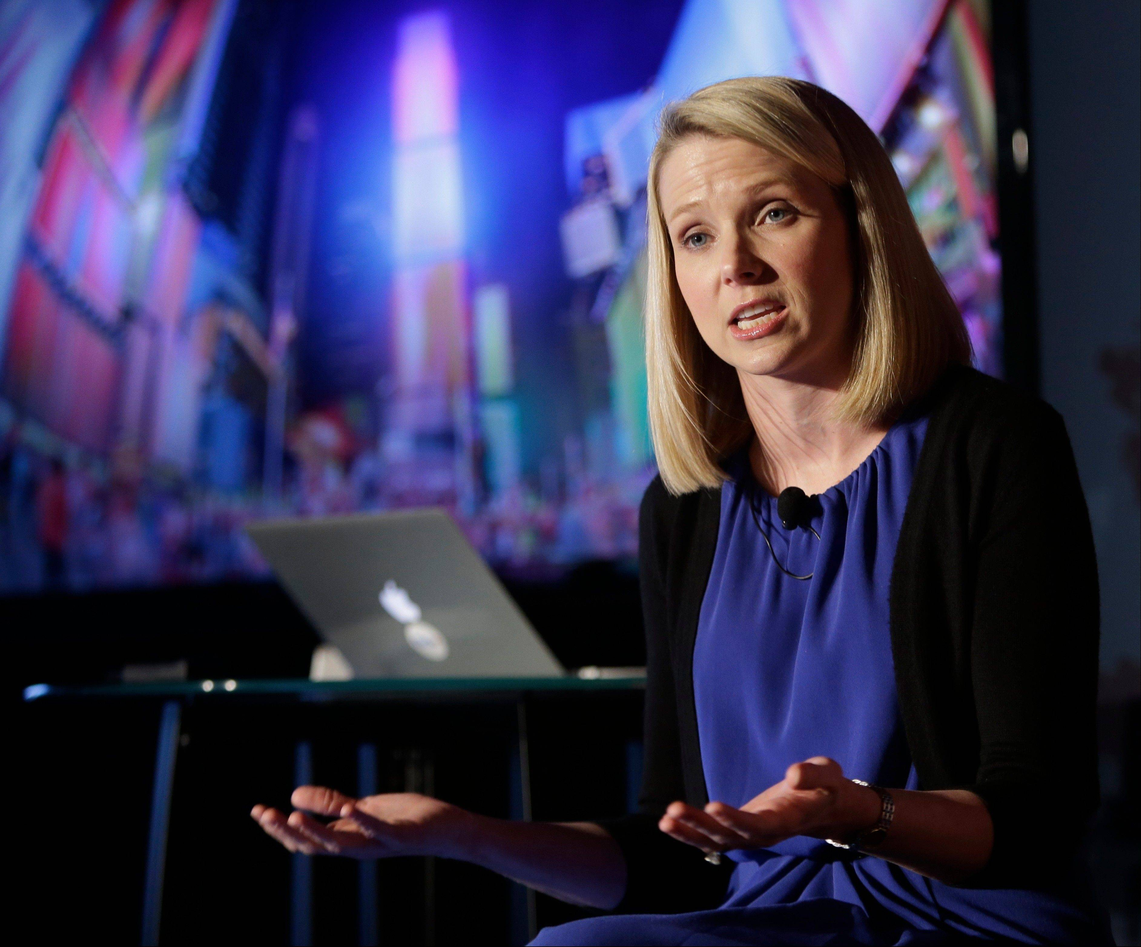 CEO Marissa Mayer has played a key role in turning around Yahoo.