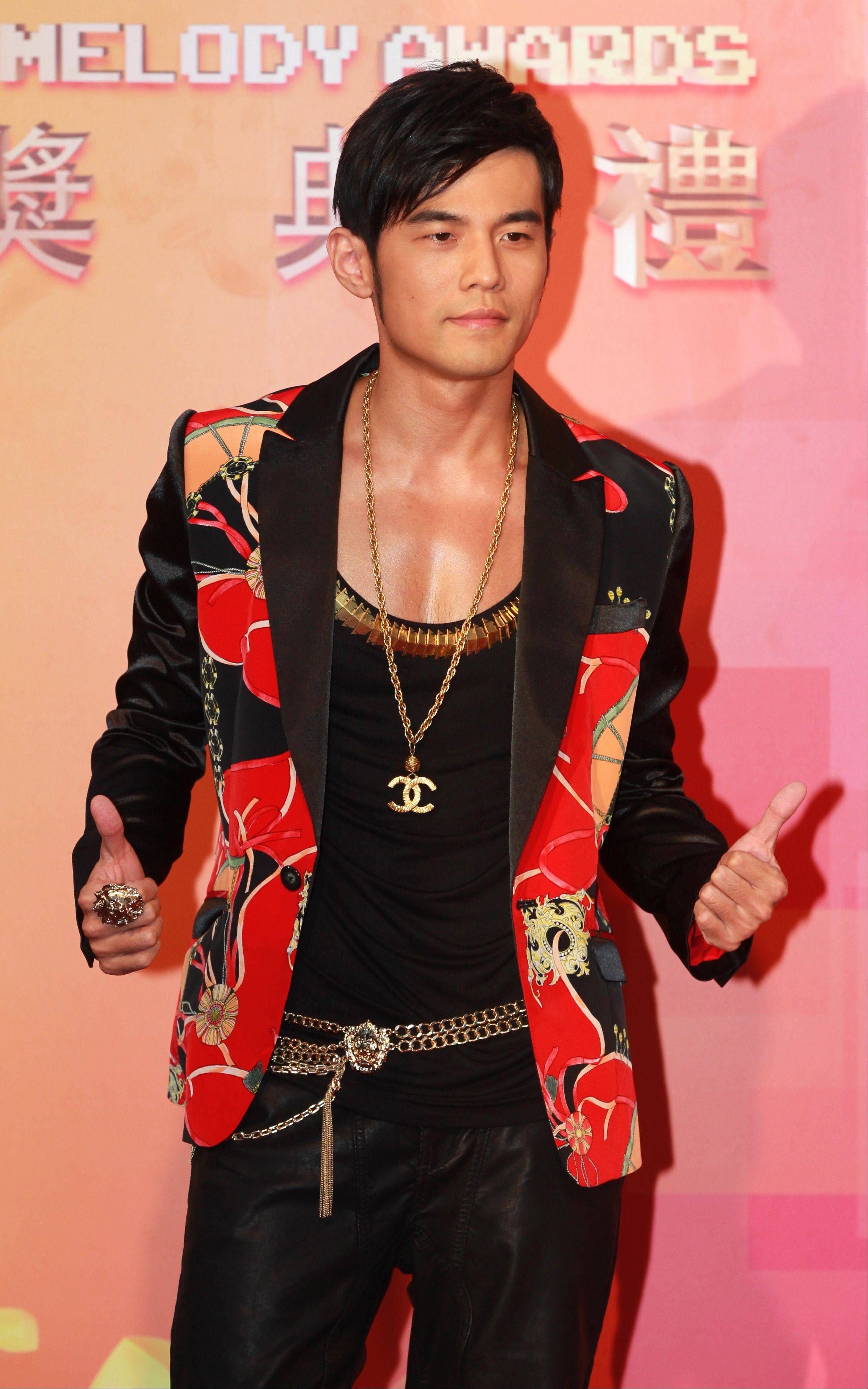 "Taiwanese singer Jay Chou, has directed his second movie called ""The Rooftop."""