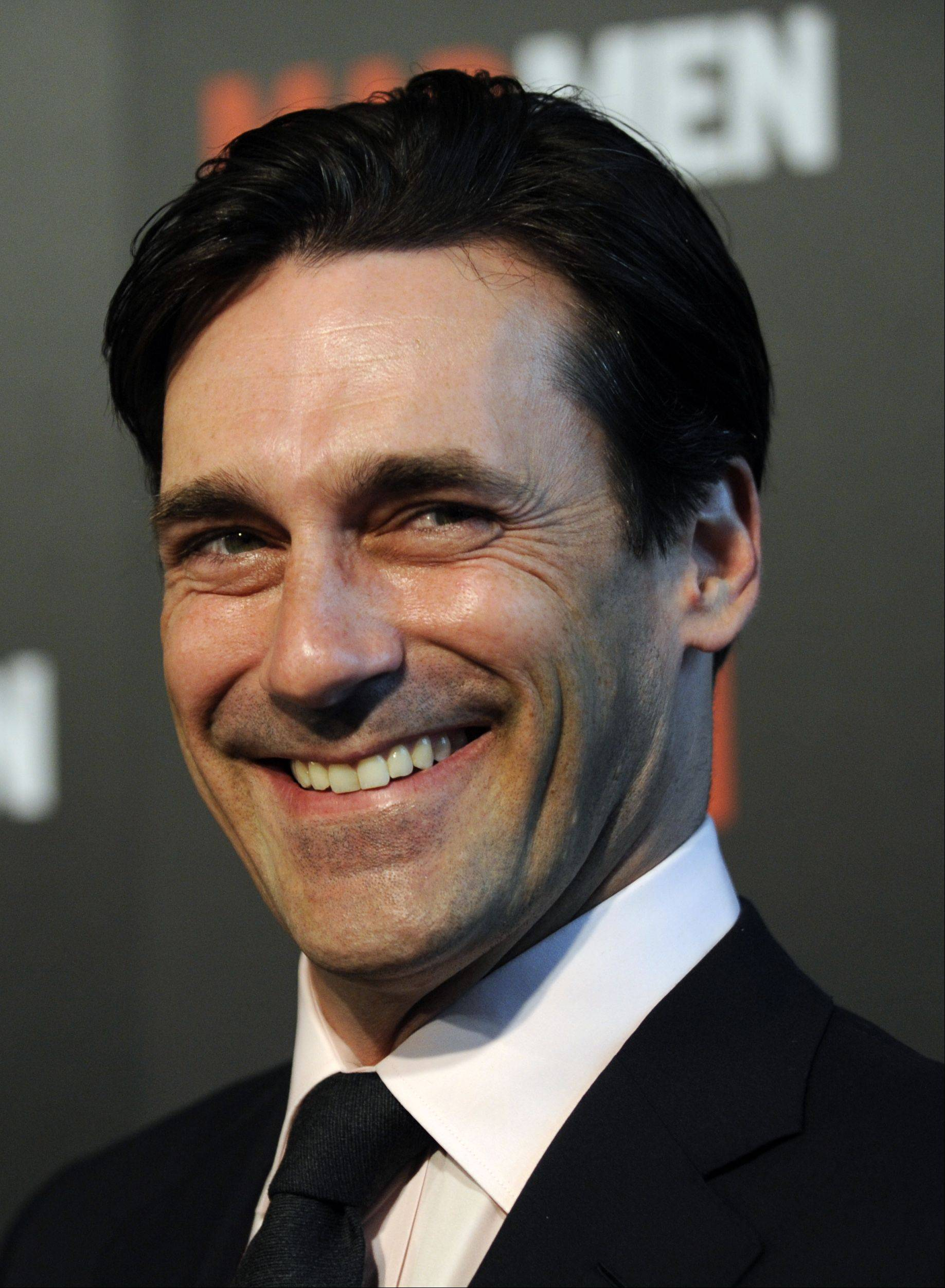 Actor Jon Hamm will be hosting the upcoming ESPY Awards.