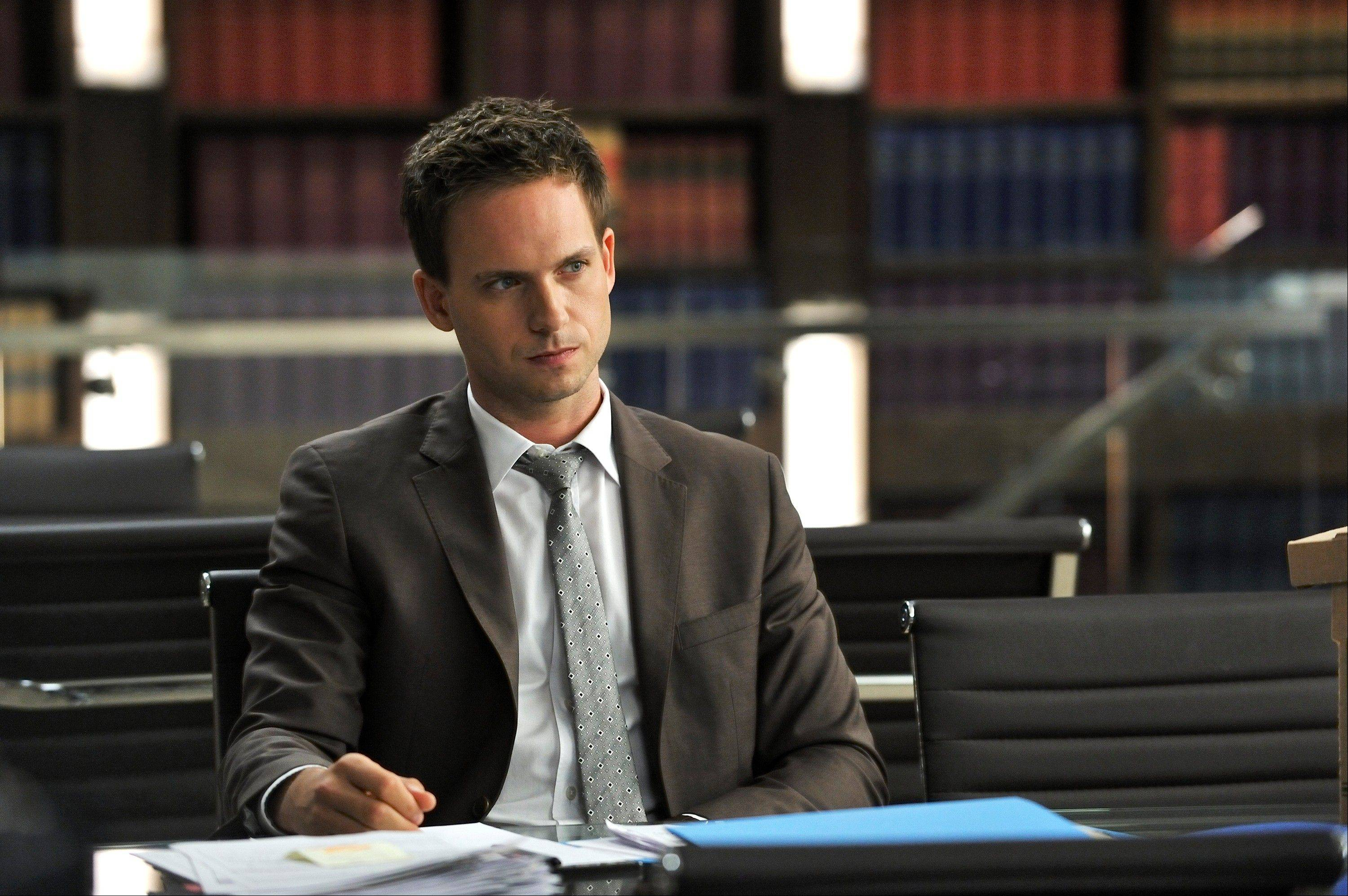 "Mike Ross (Patrick J Adams) faces new professional and personal challenges when ""Suits"" returns to USA Network Tuesday, July 16."