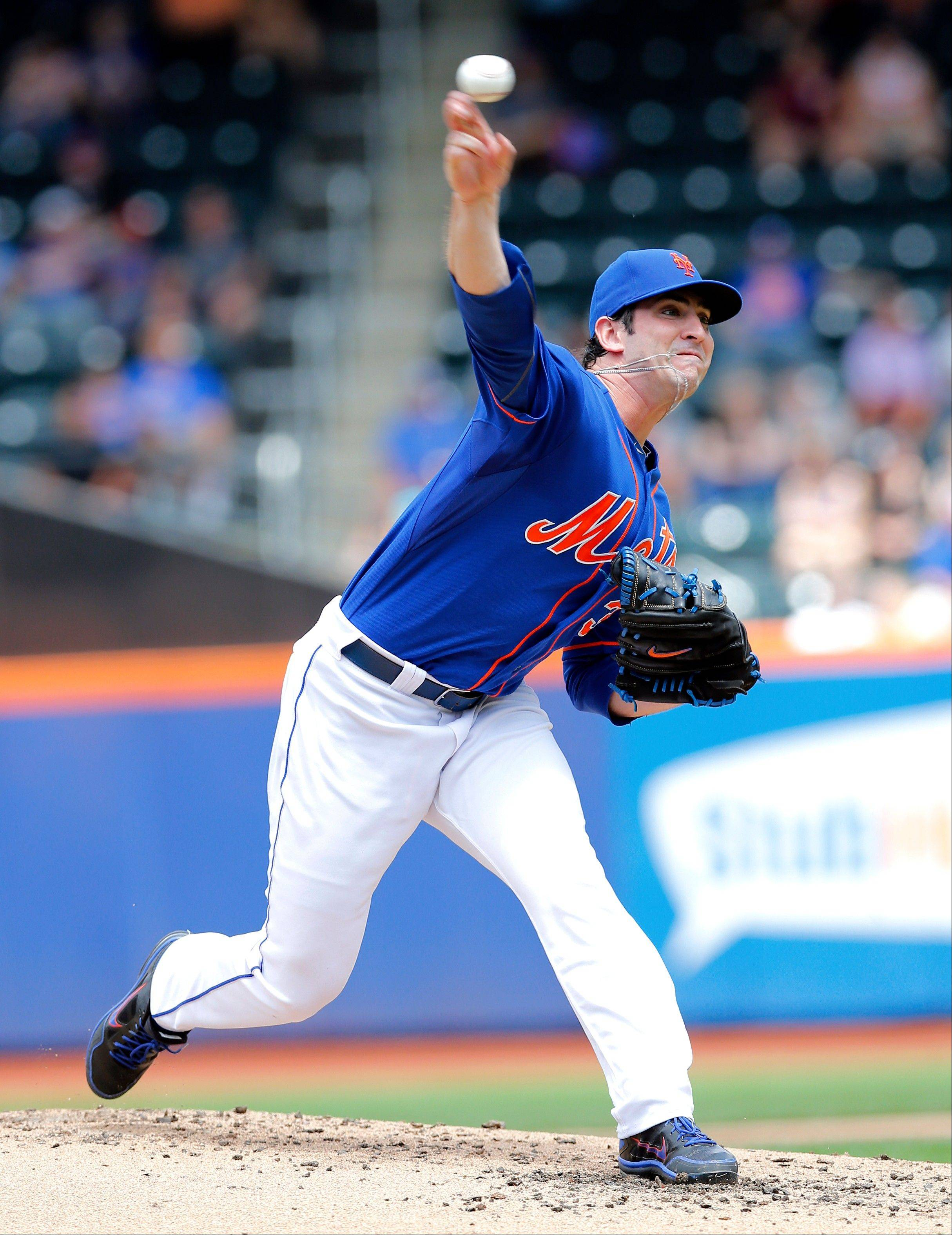 New York Mets starting pitcher Matt Harvey will start Tuesday night's All-Star game.