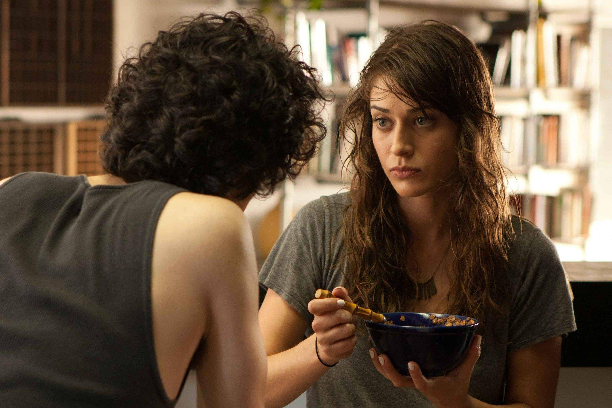 "Lizzy Caplan as ""Sarah"" in SAVE THE DATE which kicks off the festival's Blue Carpet Opening Night on Sunday, July 21.  Writer/Director Michael Mohan will be in attendance."