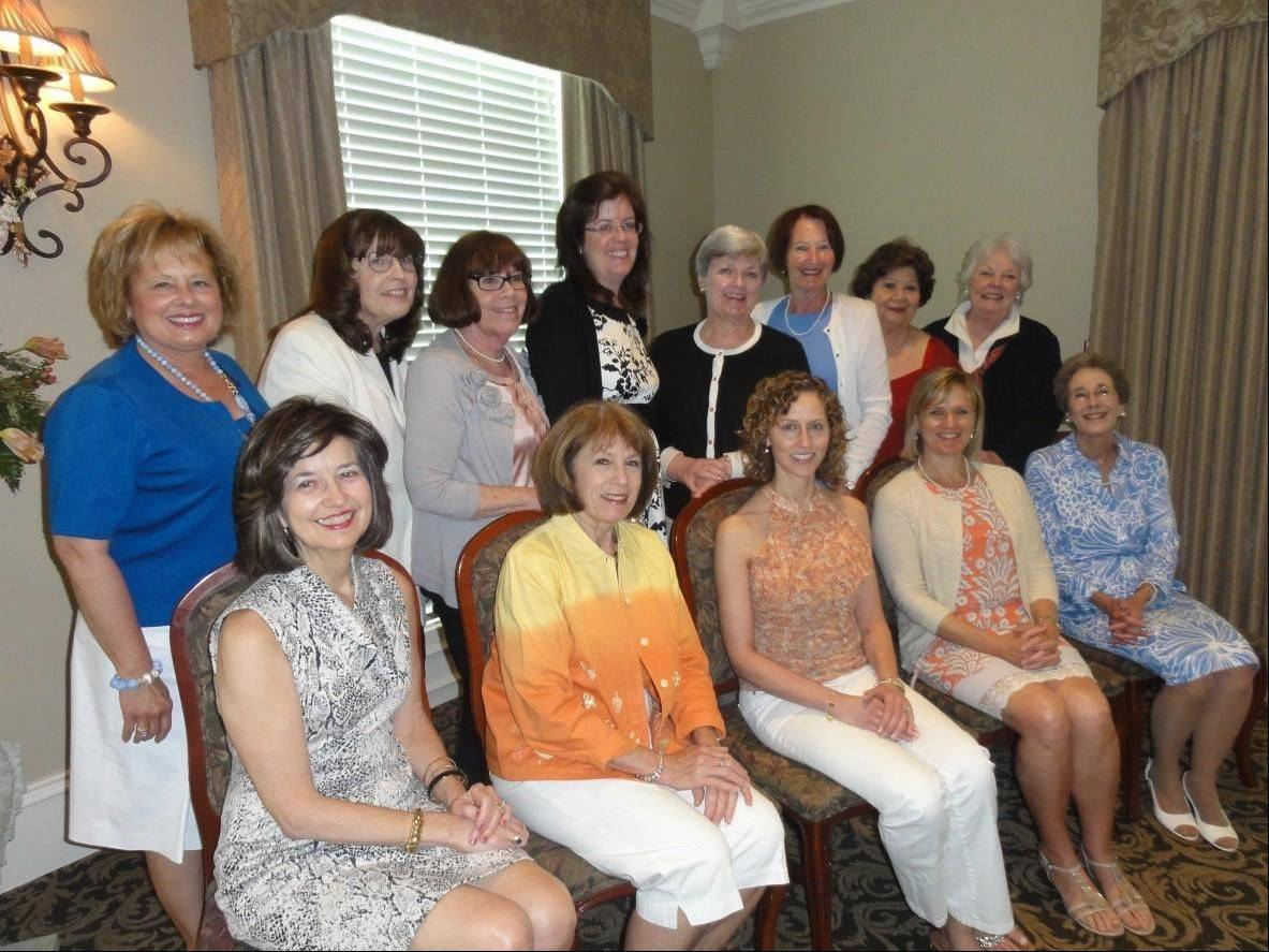 Garden Club of Inverness board members, from left, are: Standing: Diane Garcea, Melinda Foys, Sally Hard, Susan Erickson, MaryJo Bregenzer, Linda Denison, Jo Guerrero and Mary Robino; seated: Penny Berger, Dianne Sever, Michelle Kurtweil, Melodie Moroney and Joanne Ayers.