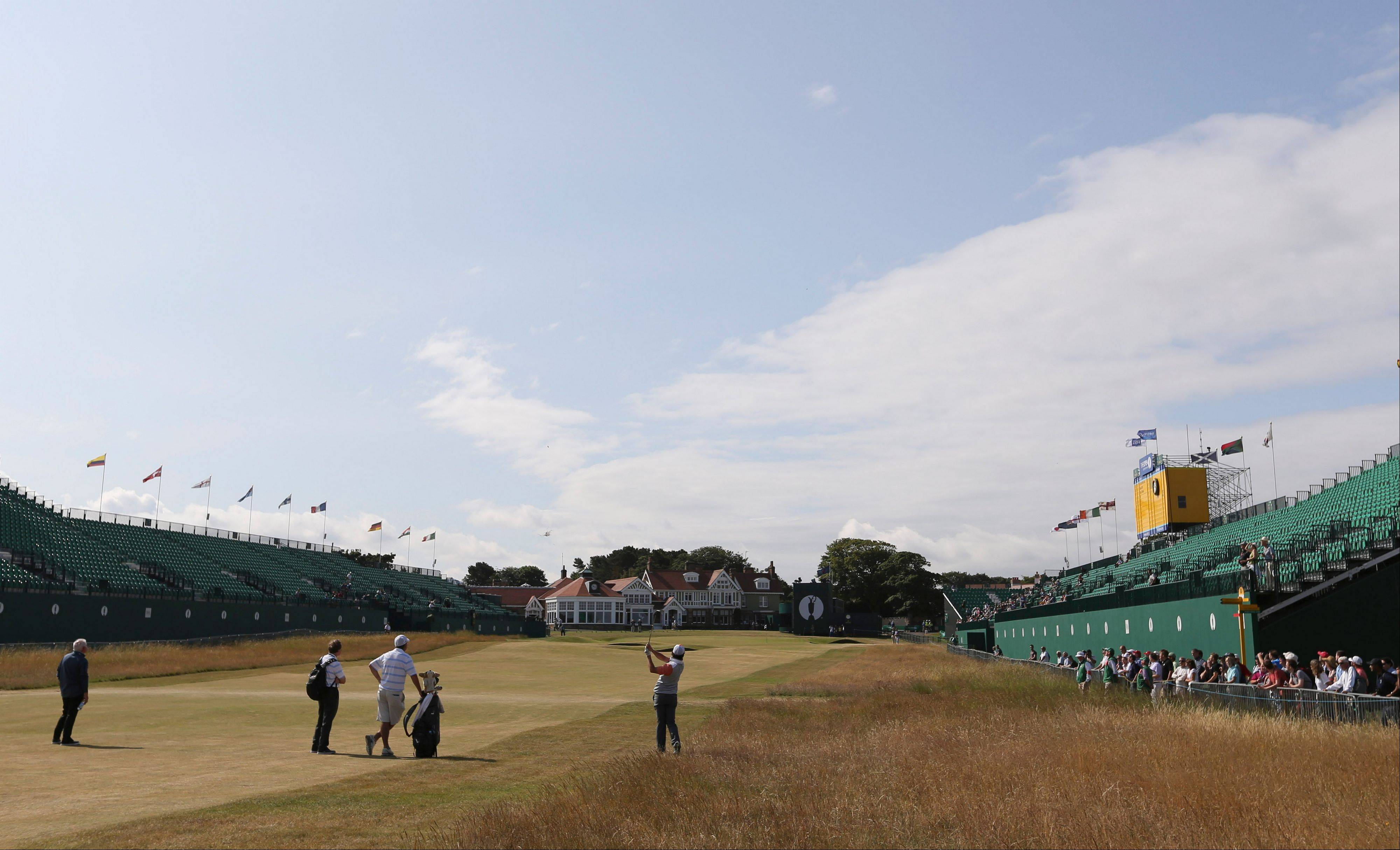 Muirfield produces the worthiest of British Open champs