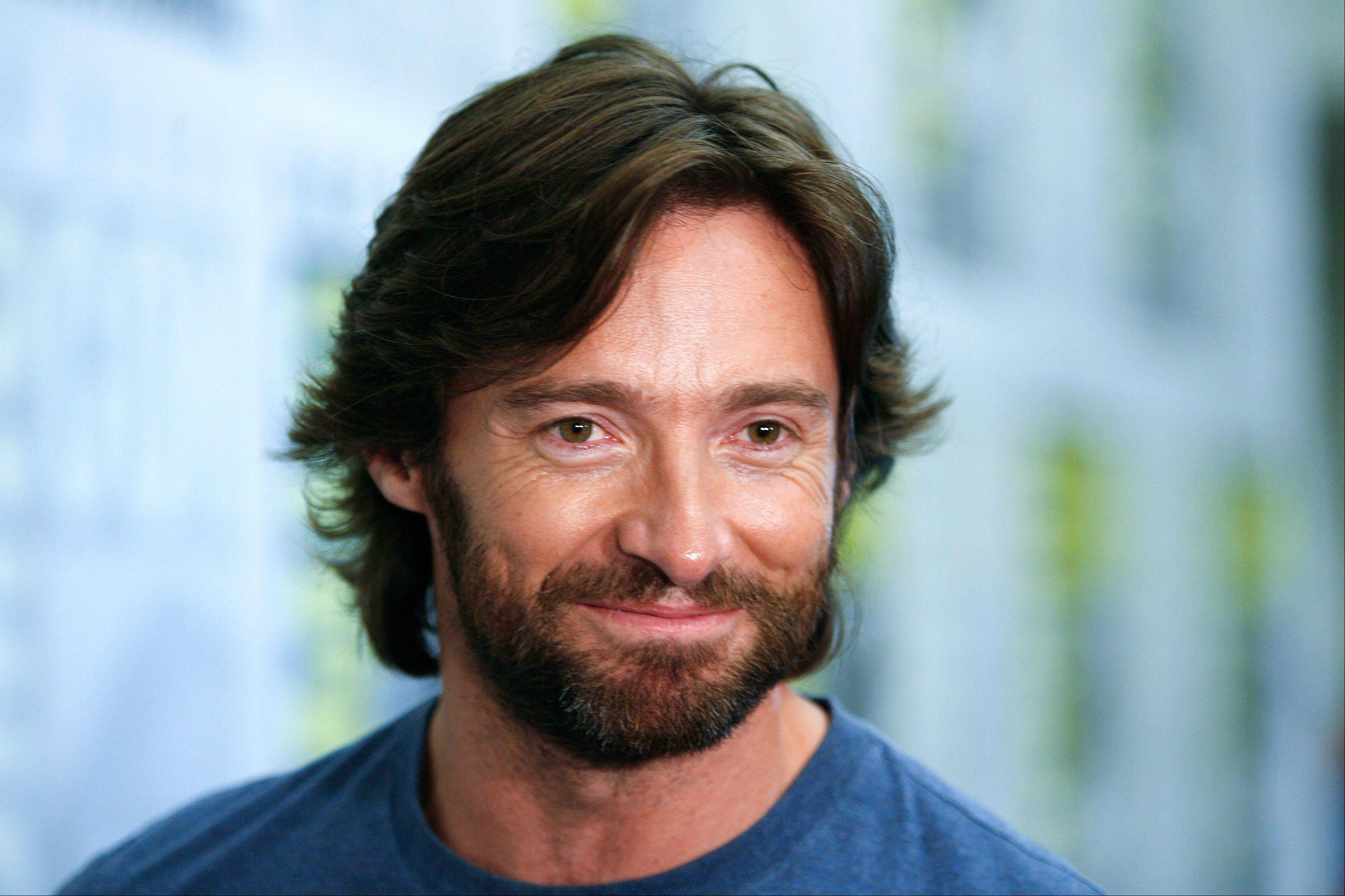 Actor Hugh Jackman will once again attend the Comic-Con convention in San Diego.