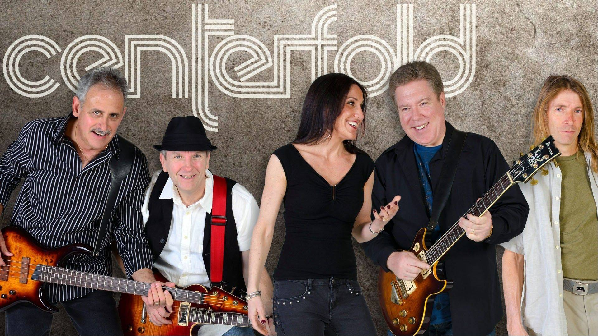 Centerfold will perform a free concert in Hoffman Estates Thursday, July 18.