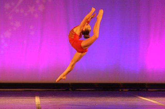 Jordin Suwalski was named the winner of Best Technical Execution for Lionheart at the DanceAmerica National competition in July.