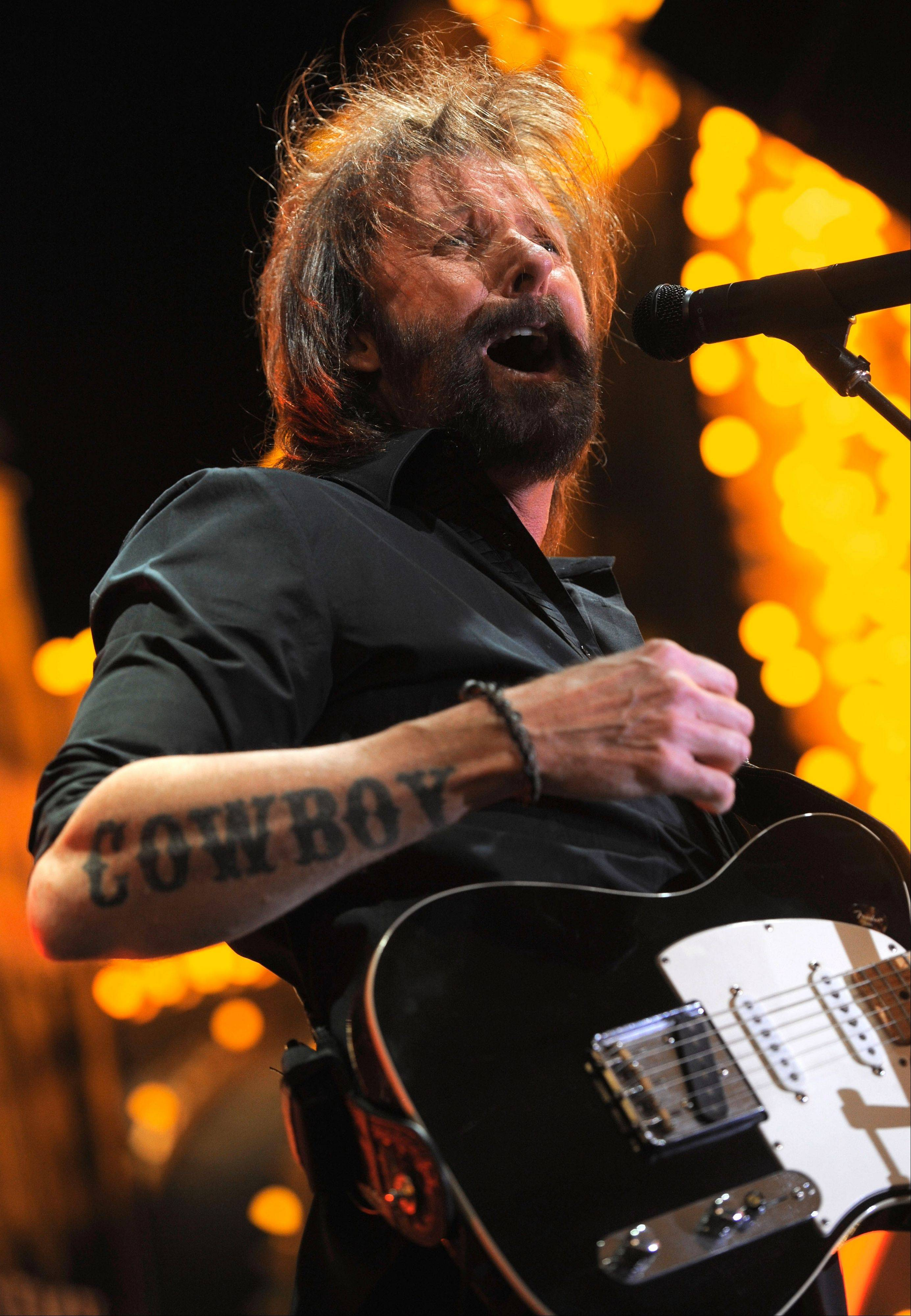 Country musician Ronnie Dunn will perform at the eighth annual Rockin' for the Troops at Wheaton's Cantigny Park on July 20.