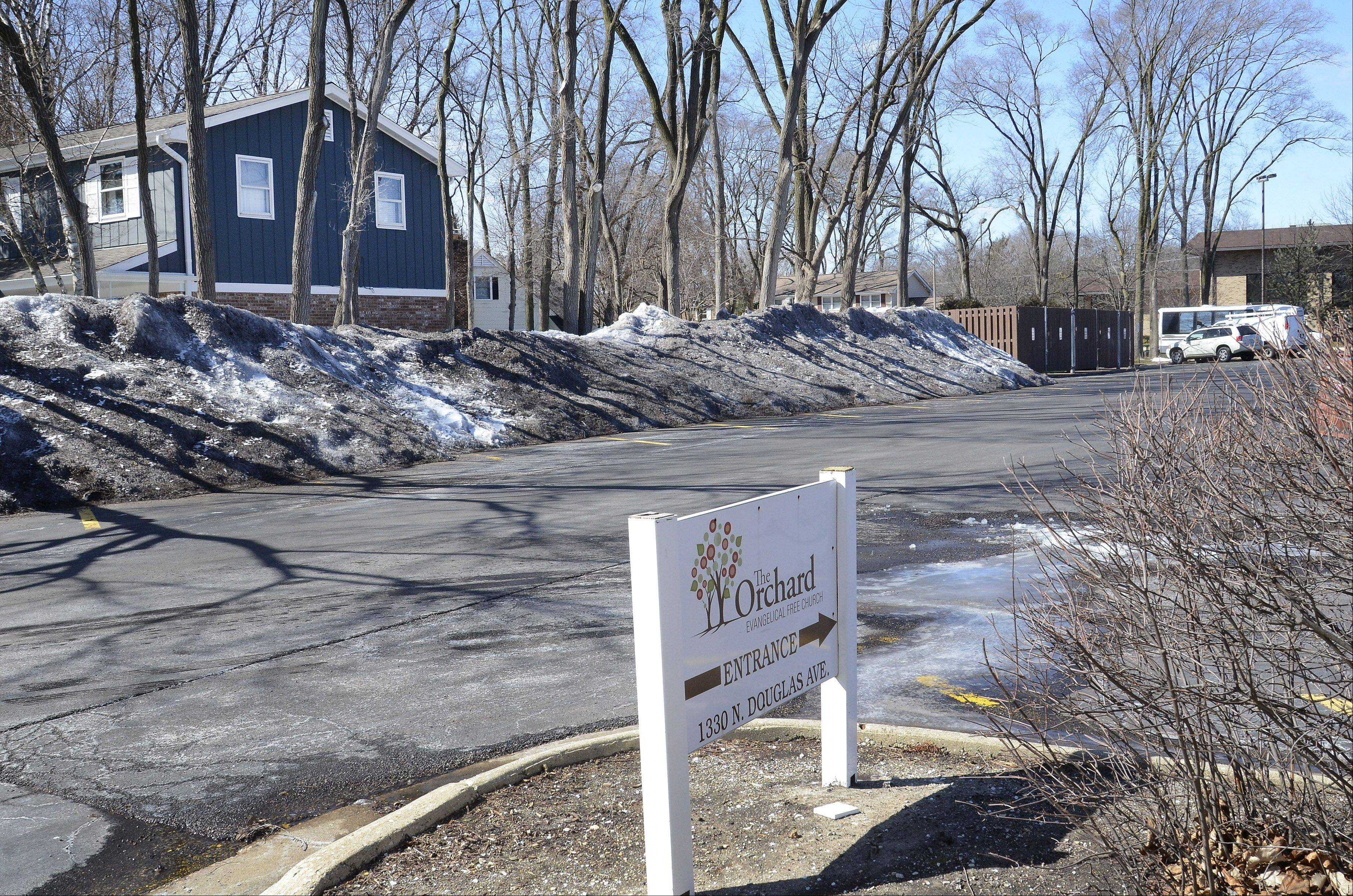 The Orchard Evangelical Free Church in Arlington Heights has yet to submit formal plans to the village for their proposal to tear down neighboring homes it owns to expand parking. The proposal has stirred outspoken opposition from the church's neighbors.