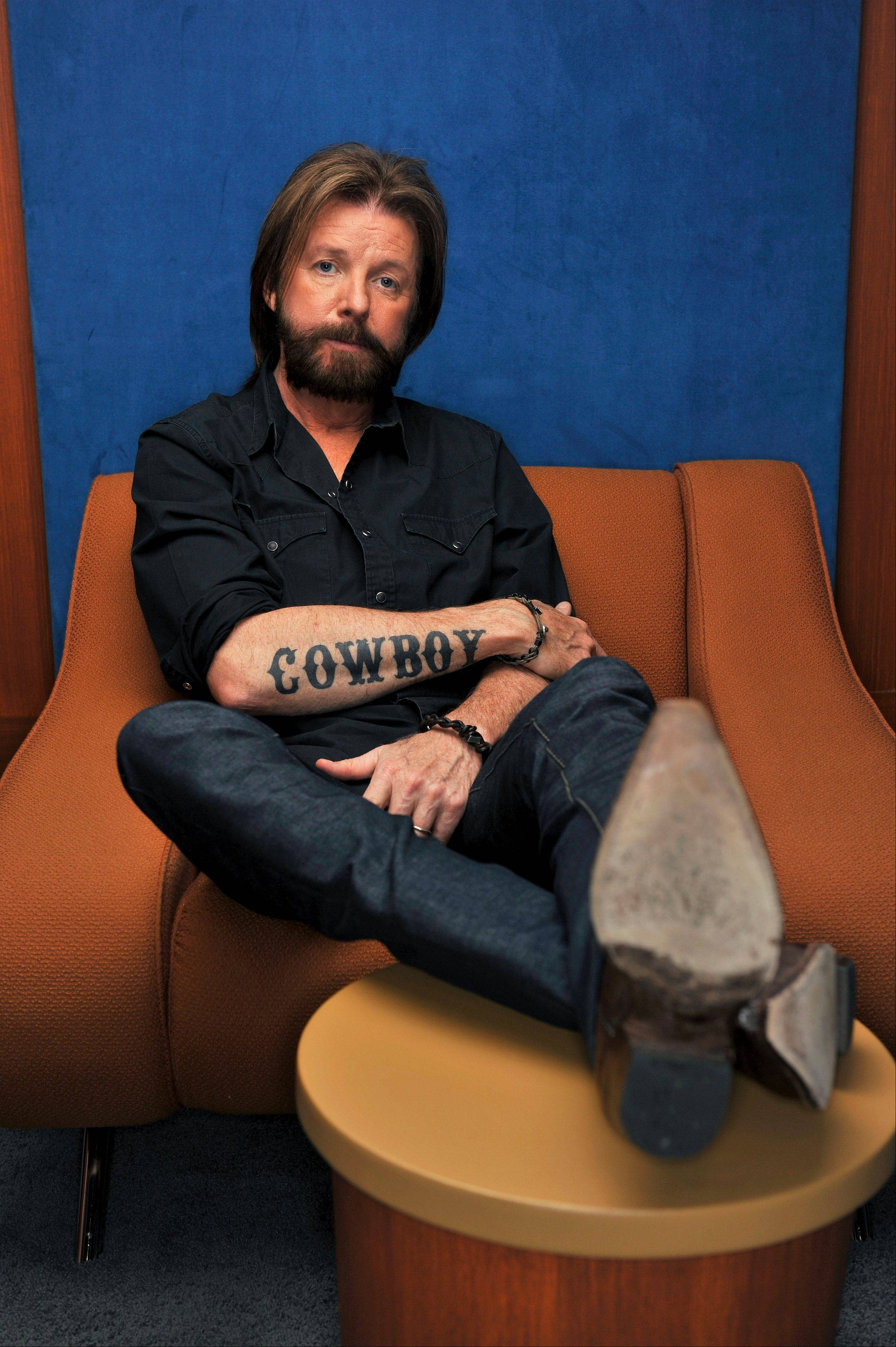 Country musician Ronnie Dunn is performing at the eighth annual Rockin' For the Troops to help veterans find employment. The concert is Saturday, July 20, at Wheaton's Cantigny Park.