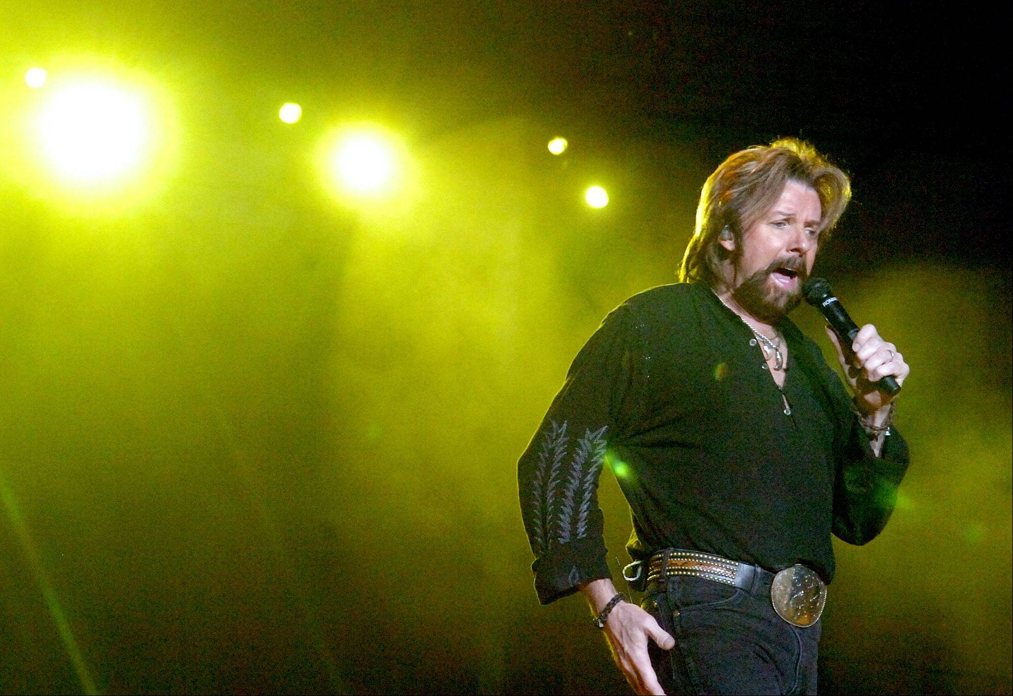 Country music star Ronnie Dunn will be the featured performer at Saturday's Rockin' for the Troops concert at Cantigny Park in Wheaton.