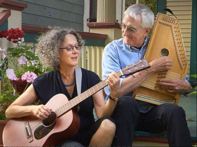 Karen Lacy and Peter Lee of PK Harmony will perform at the Amy Beth and Friends concert on July 19.