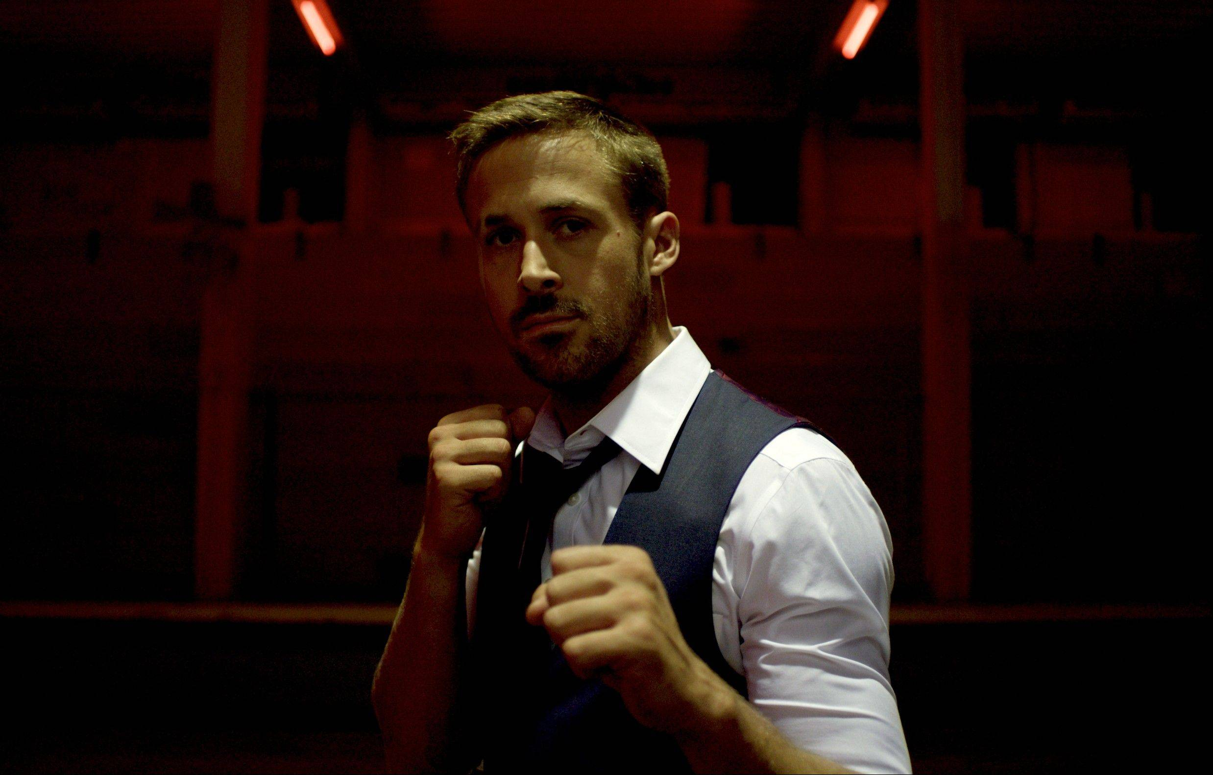 "In ""Only God Forgives,"" a tough Ryan Gosling plays a drug dealer hiding out in Bangkok with a seriously messed up brother."