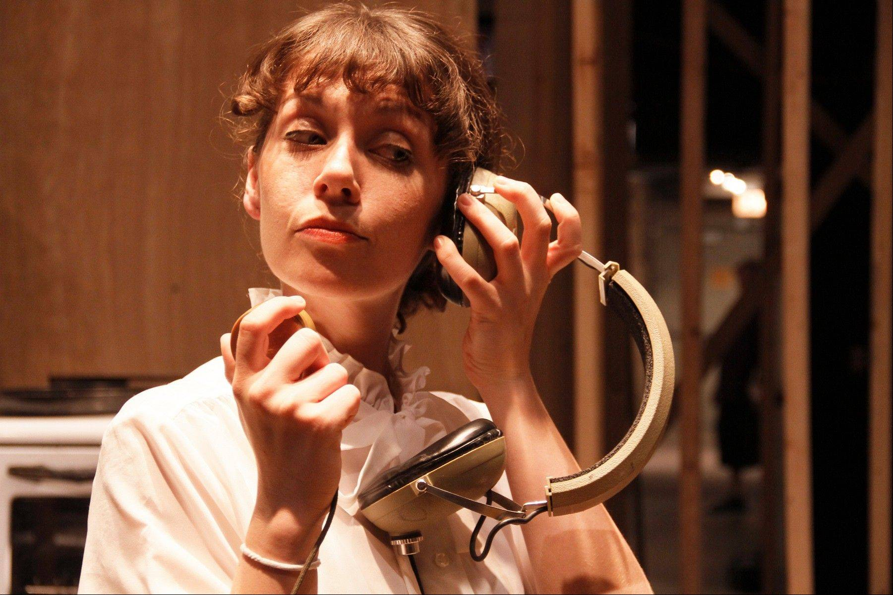 "Wheaton native Emily Casey plays Marnie in the Jackalope Theatre Company's ""The Casuals."""