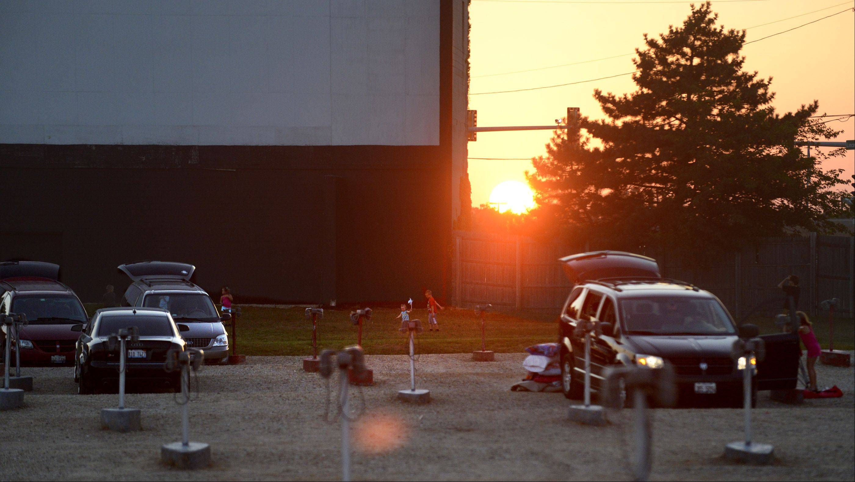 The McHenry Outdoor Theater has been open for 75 years, and its owner says he wants to ensure it stays open by converting to a digital projection system. A fundraising campaign is under way.