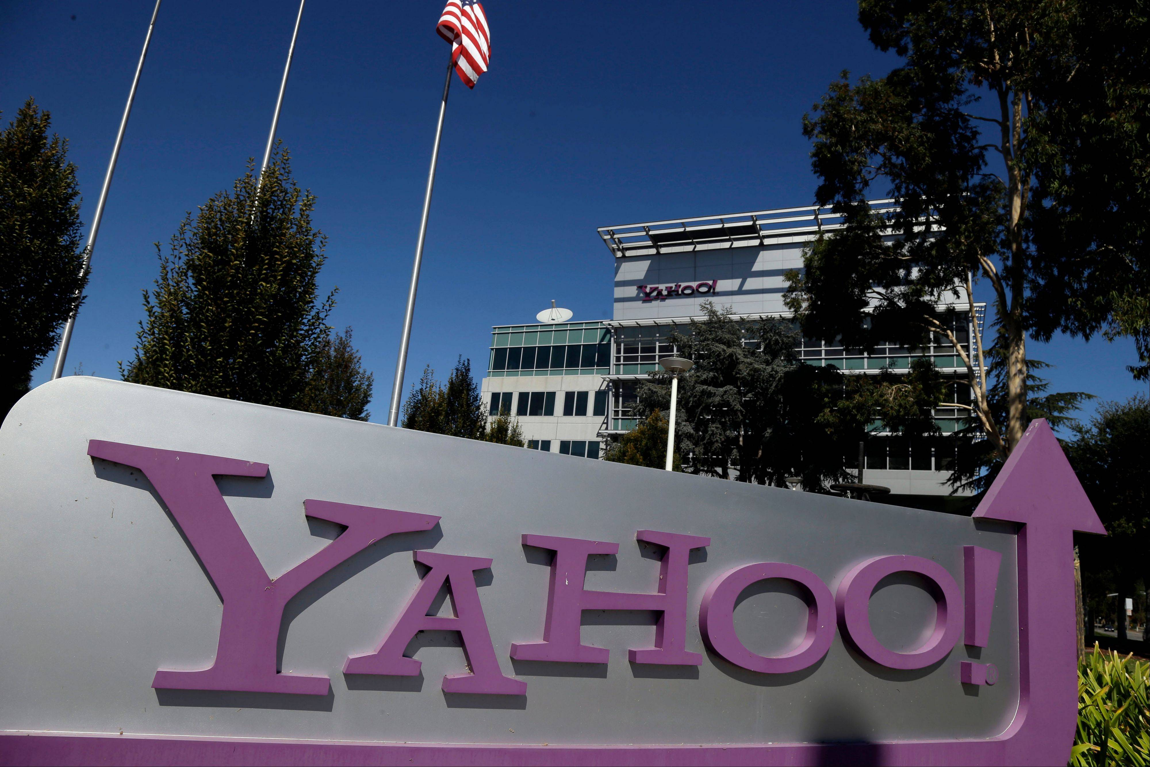 Yahoo, its stock price having undergone a healthy recovery, is buying back 40 million shares of its common stock.