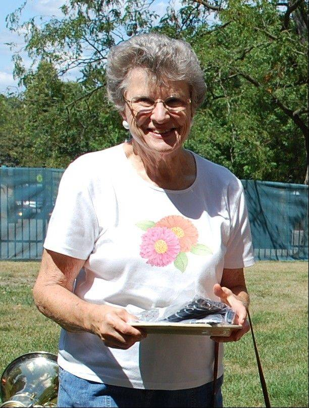In 2012, Beatrice McGovern won first place in the Hometown Picnic Apple Pie Contest at Naper Settlement.