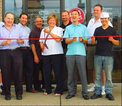 Roselle Chamber of Commerce and the village of Roselle recently welcomed 8000 Miles Restaurant to Main Street in downtown Roselle. 8000 Miles specializes in Chinese and Japanese cuisine.