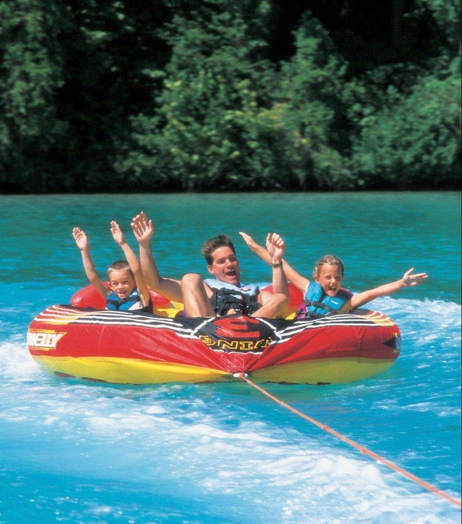 White Birch Lodge, located near Traverse City, Mich., is known for its water sports program.
