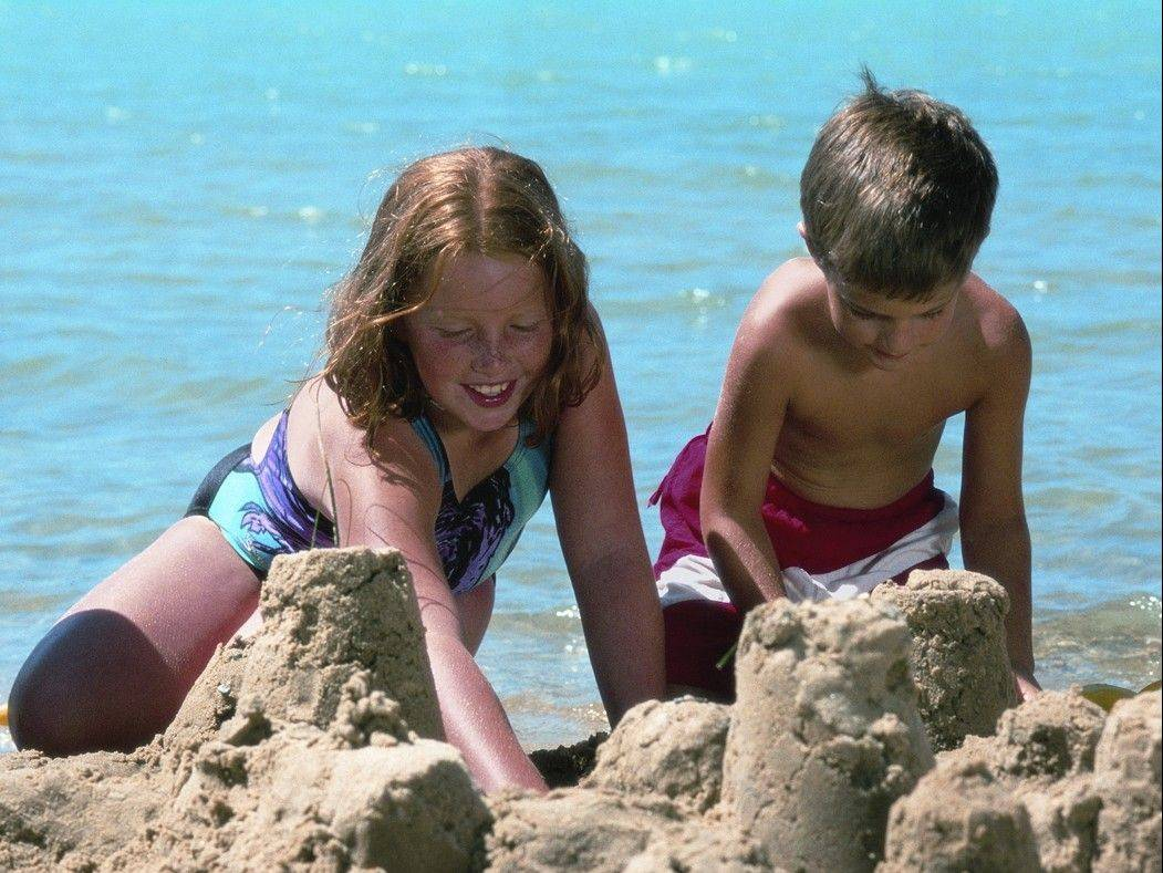 Resorts throughout the Midwest offer fun for the whole family.