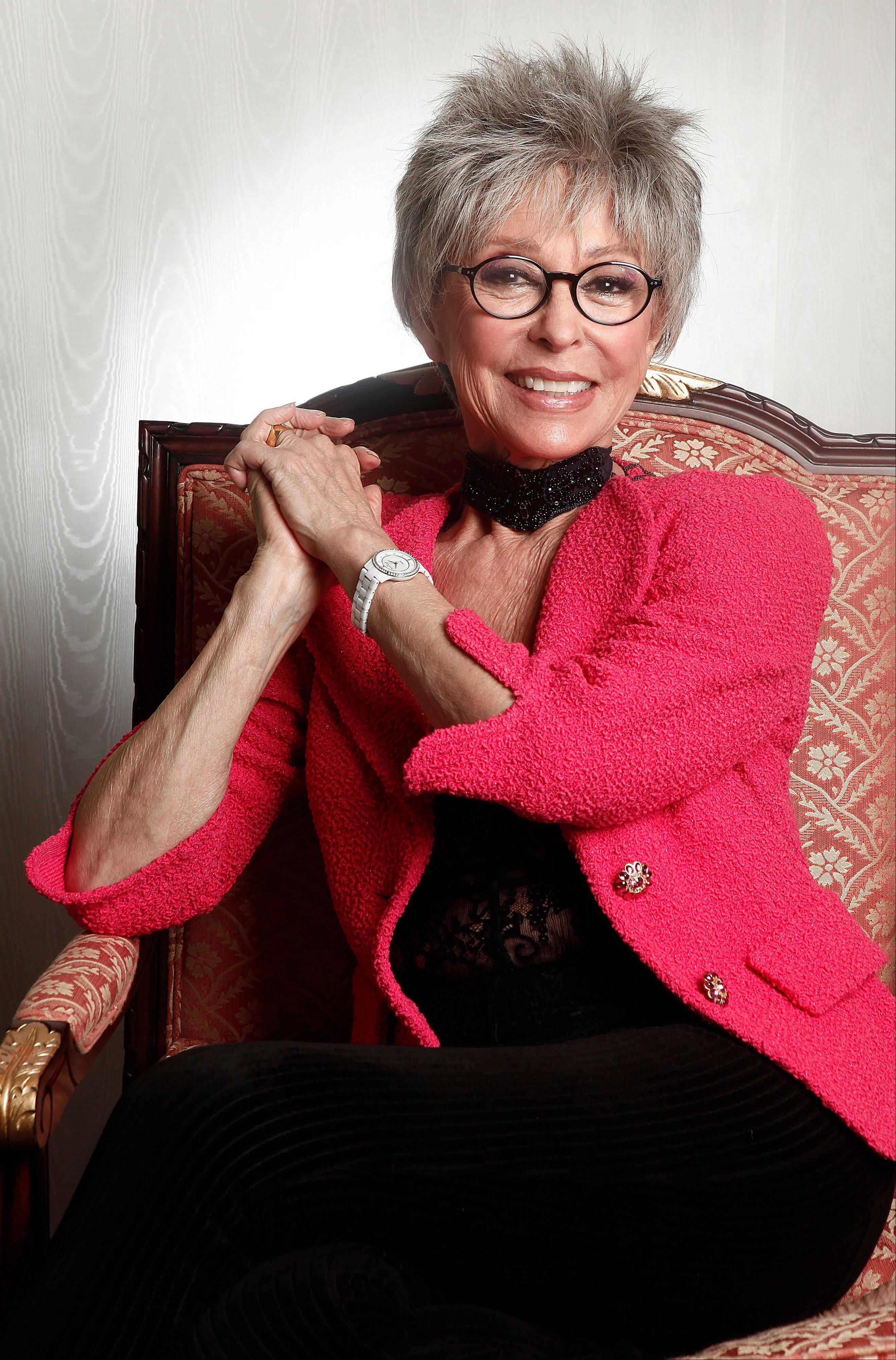 Rita Moreno will receive SAG-AFTRA's Life Achievement Award for career achievement and humanitarian accomplishment at the 2014 Screen Actors Guild Awards.