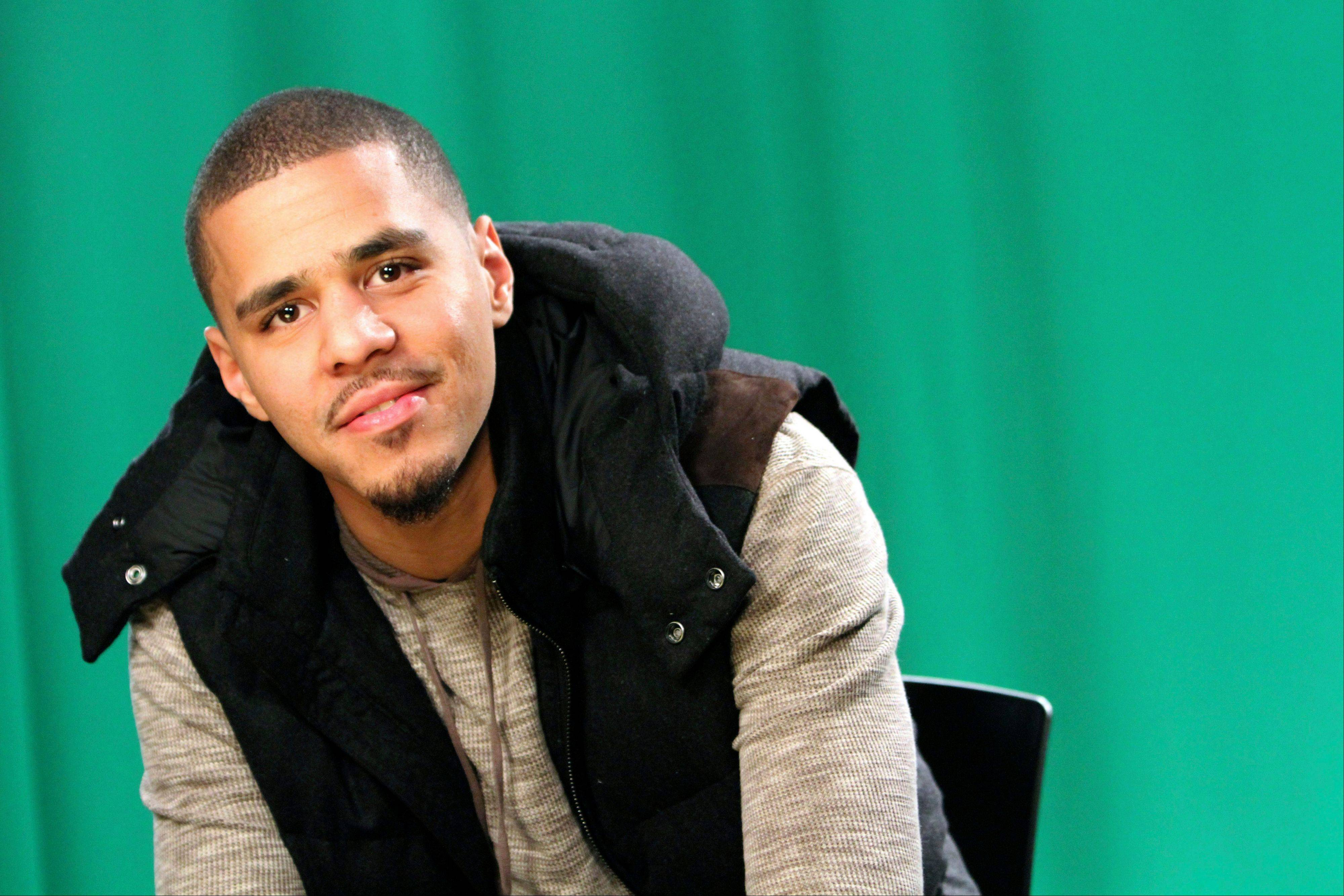 "Rapper J. Cole apologized to those with autism and their families for an offensive lyric. Cole says in a blog post Sunday that he doesn't agree with the recent trend of pressure rappers have faced to apologize when they step over a perceived line, but in this case he feels he went too far in a verse he contributed to Drake's ""Jodeci Freestyle."""