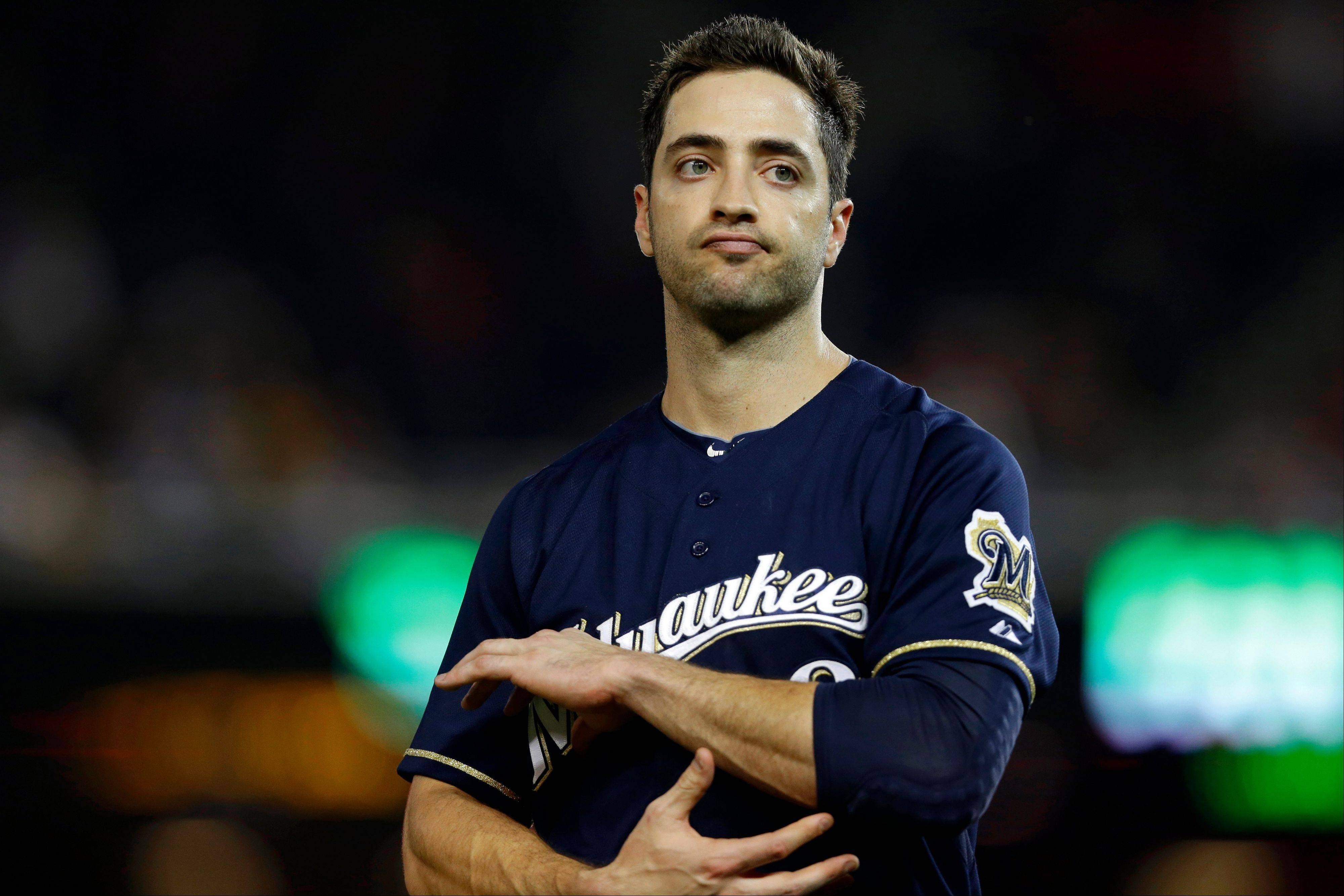 Milwaukee Brewers slugger Ryan Braun has been suspended without pay for the rest of the season for violating Major Leauge Baseball's drug policies.