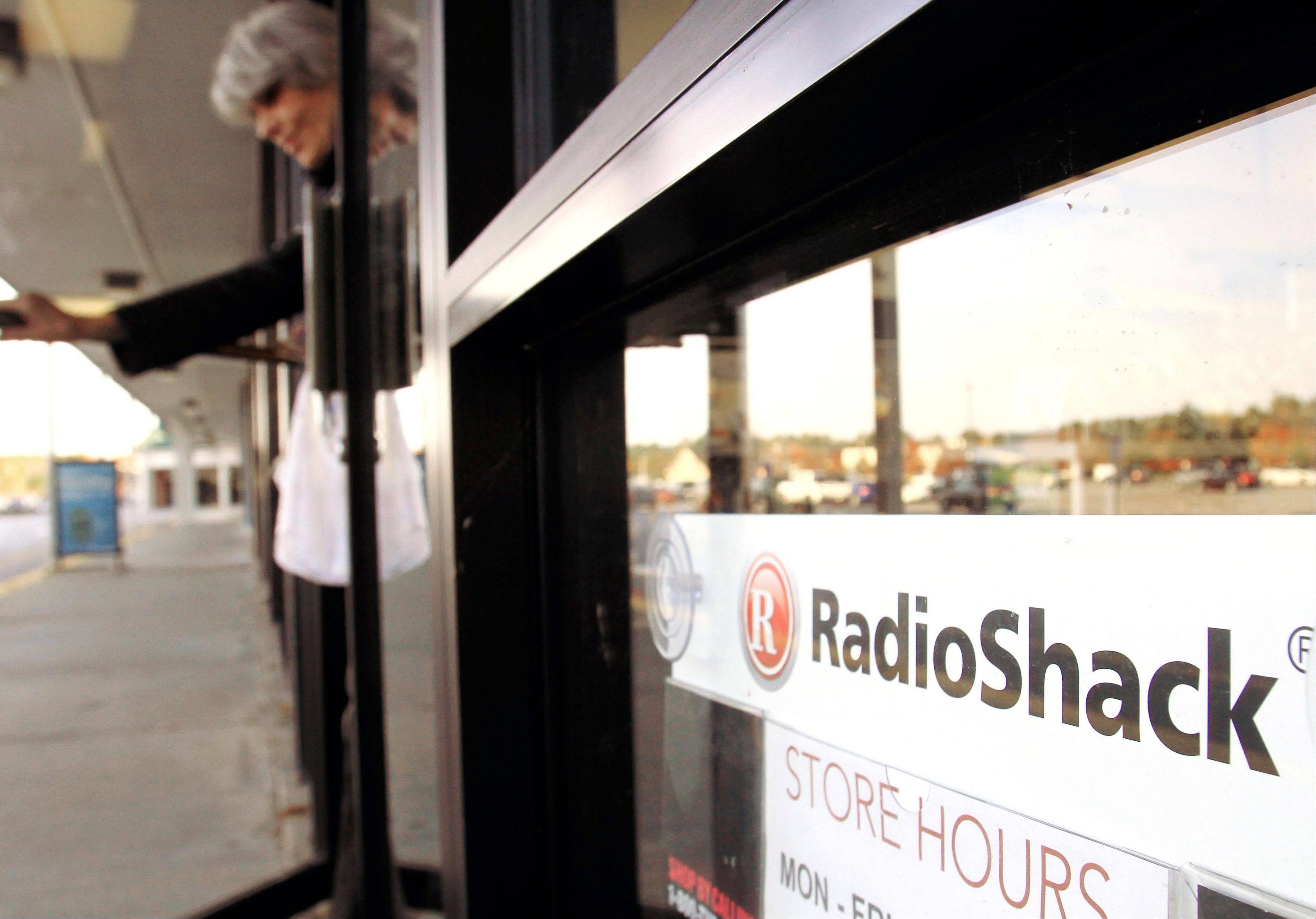 RadioShack said Tuesday that its second-quarter loss widened as the struggling electronics retailer works to revamp its stores and product assortment ahead of the crucial holiday season.